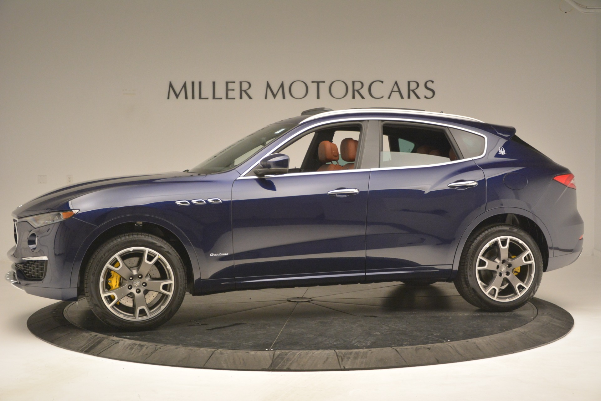 New 2019 Maserati Levante S Q4 GranLusso For Sale In Greenwich, CT. Alfa Romeo of Greenwich, M2241 2791_p3