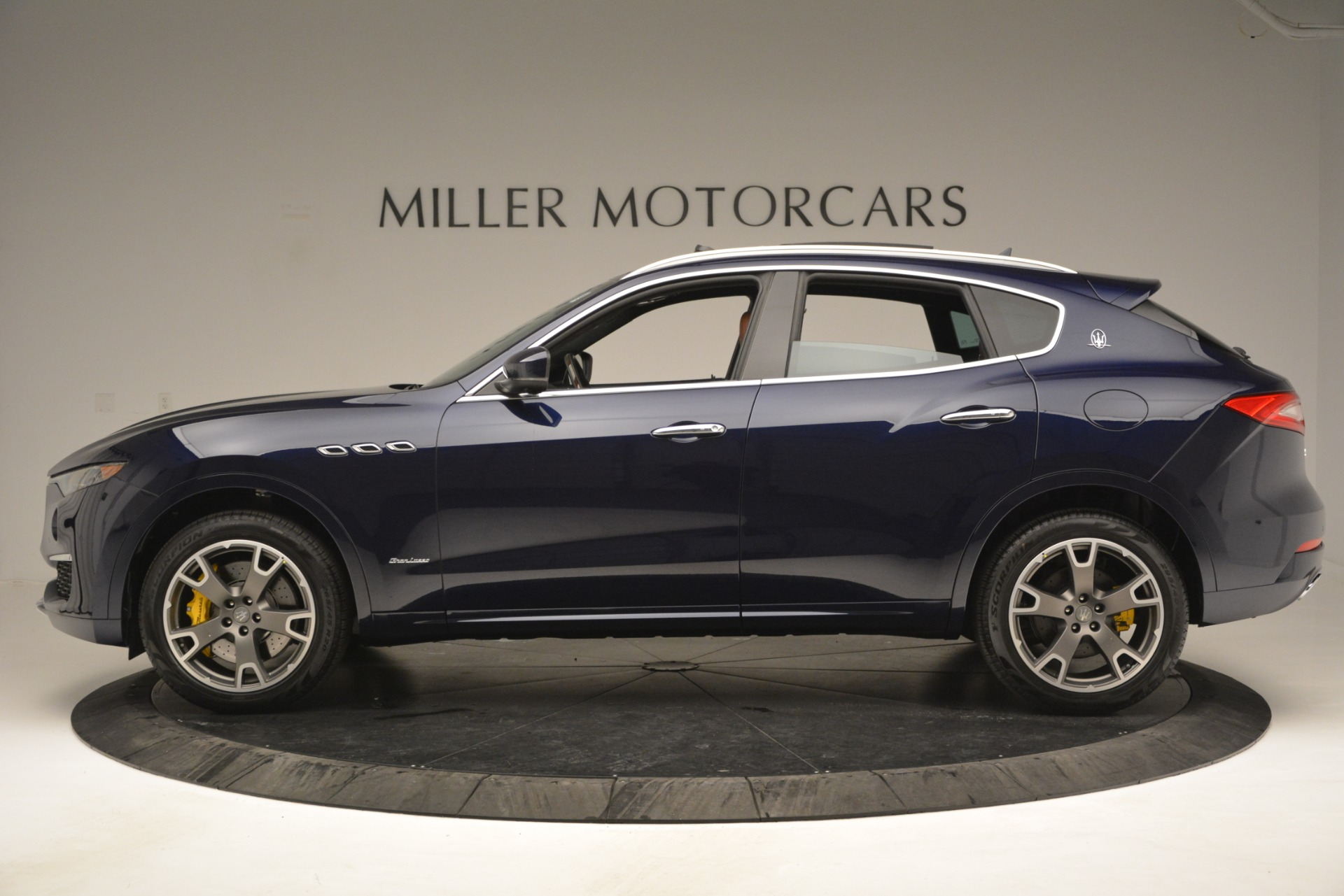 New 2019 Maserati Levante S Q4 GranLusso For Sale In Greenwich, CT. Alfa Romeo of Greenwich, M2241 2791_p4
