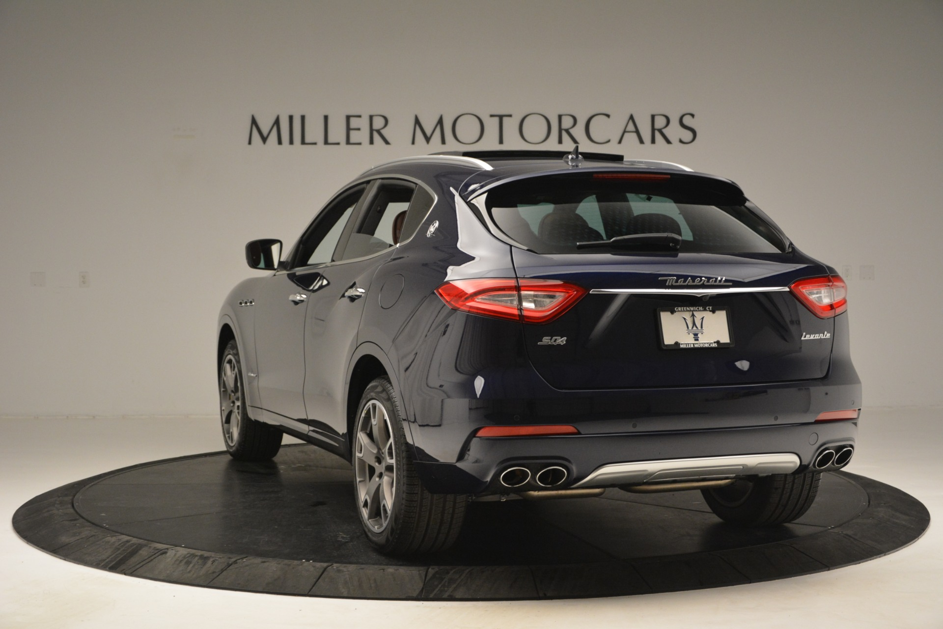 New 2019 Maserati Levante S Q4 GranLusso For Sale In Greenwich, CT. Alfa Romeo of Greenwich, M2241 2791_p7