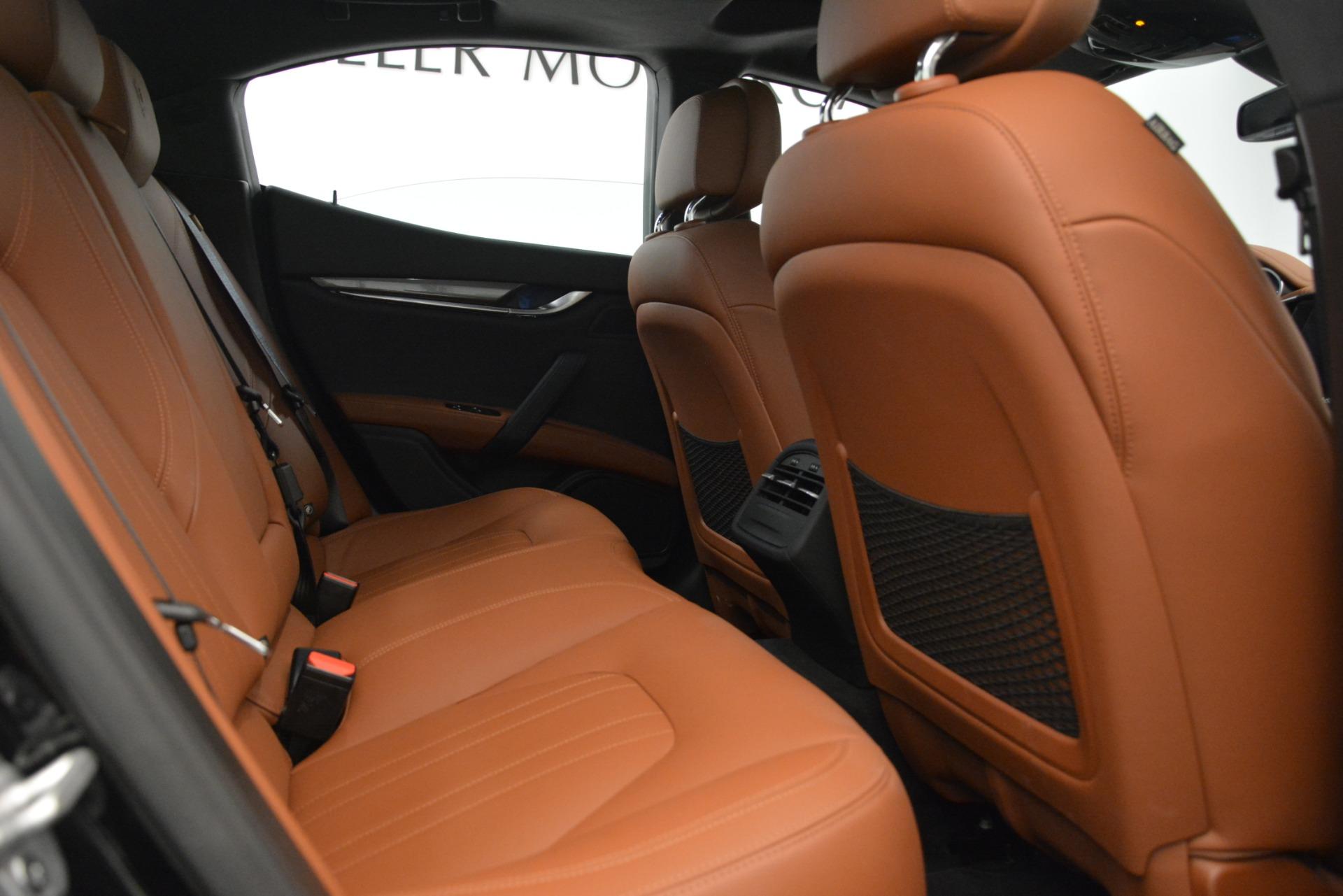 New 2019 Maserati Ghibli S Q4 For Sale In Greenwich, CT. Alfa Romeo of Greenwich, M2239 2792_p21