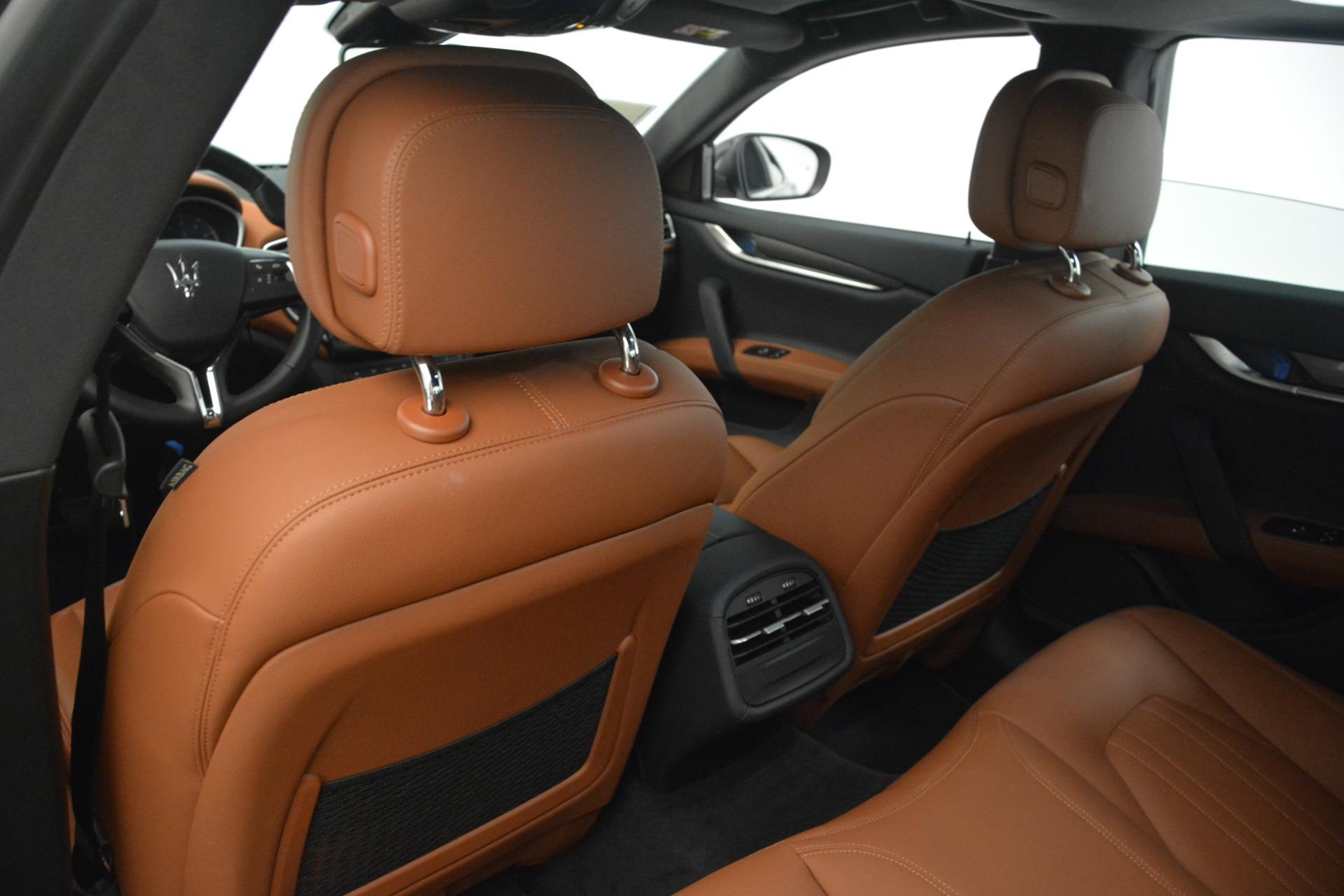 New 2019 Maserati Ghibli S Q4 For Sale In Greenwich, CT. Alfa Romeo of Greenwich, M2239 2792_p23