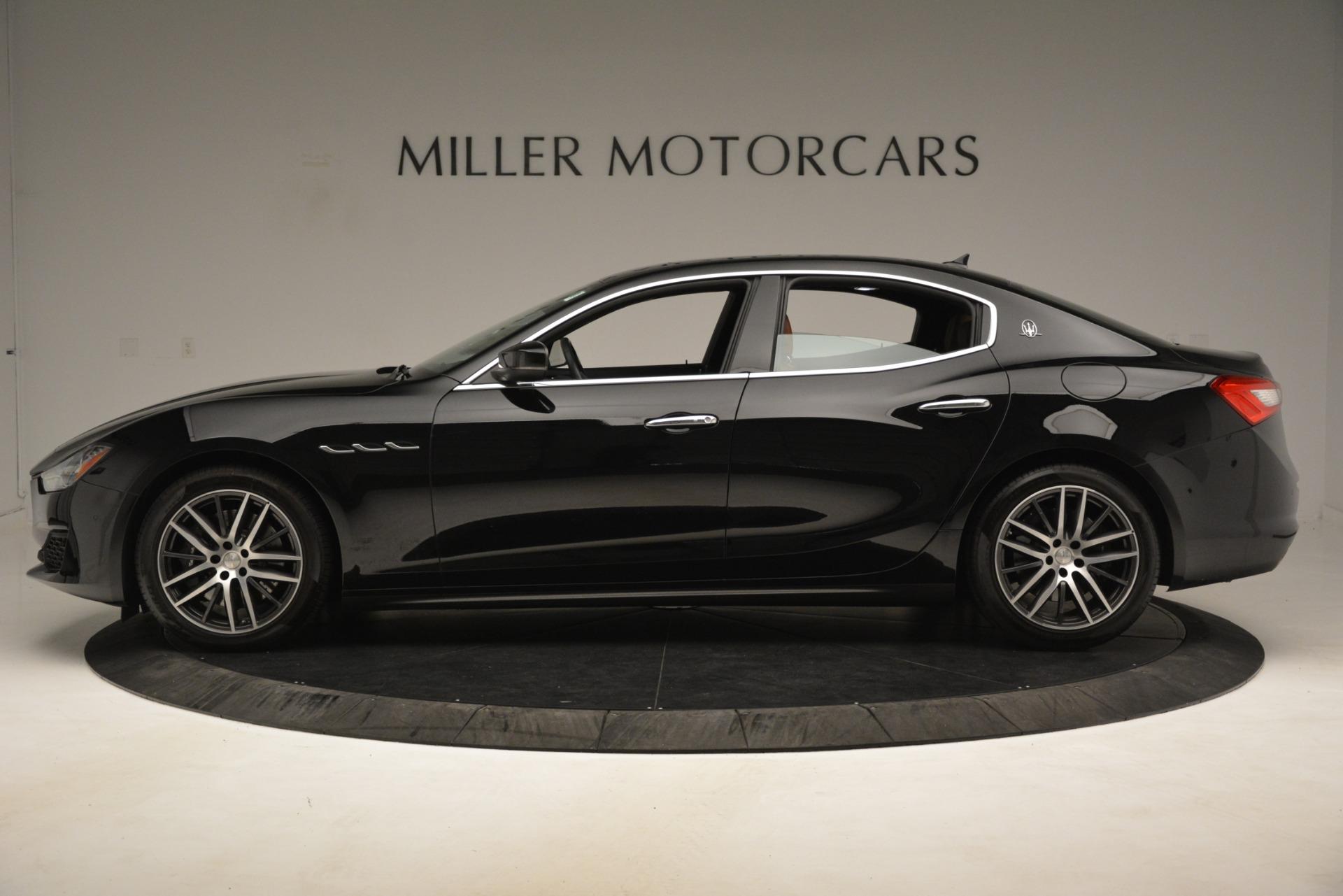 New 2019 Maserati Ghibli S Q4 For Sale In Greenwich, CT. Alfa Romeo of Greenwich, M2239 2792_p3