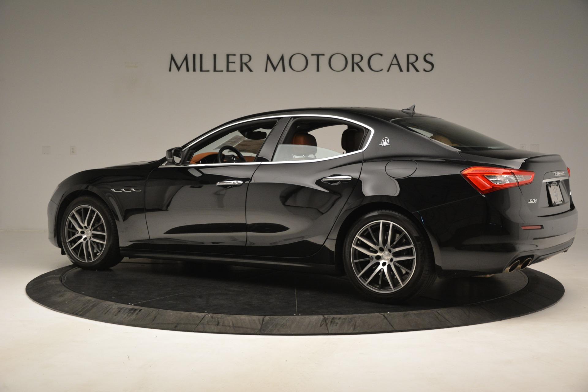 New 2019 Maserati Ghibli S Q4 For Sale In Greenwich, CT. Alfa Romeo of Greenwich, M2239 2792_p4