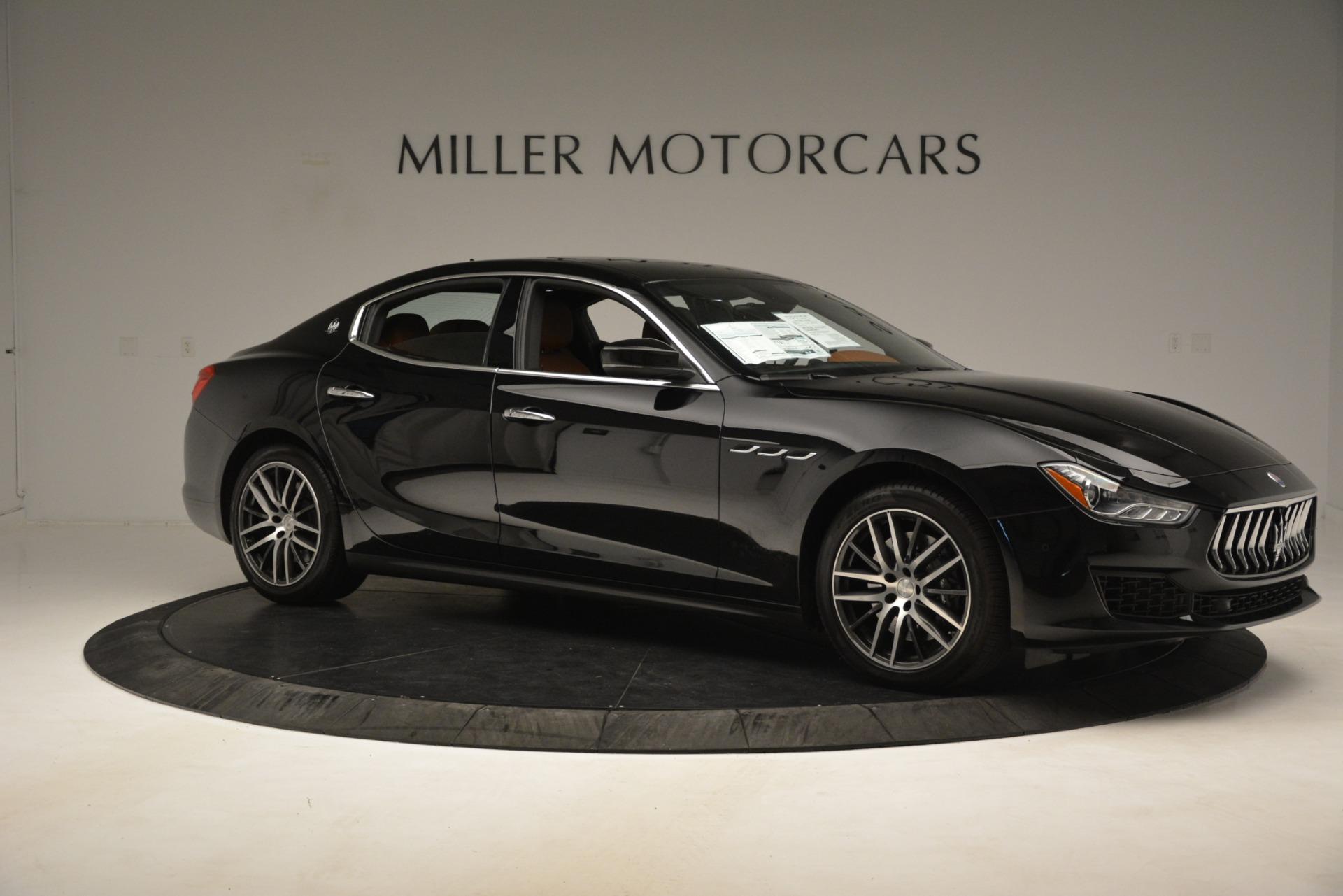 New 2019 Maserati Ghibli S Q4 For Sale In Greenwich, CT. Alfa Romeo of Greenwich, M2238 2793_p10