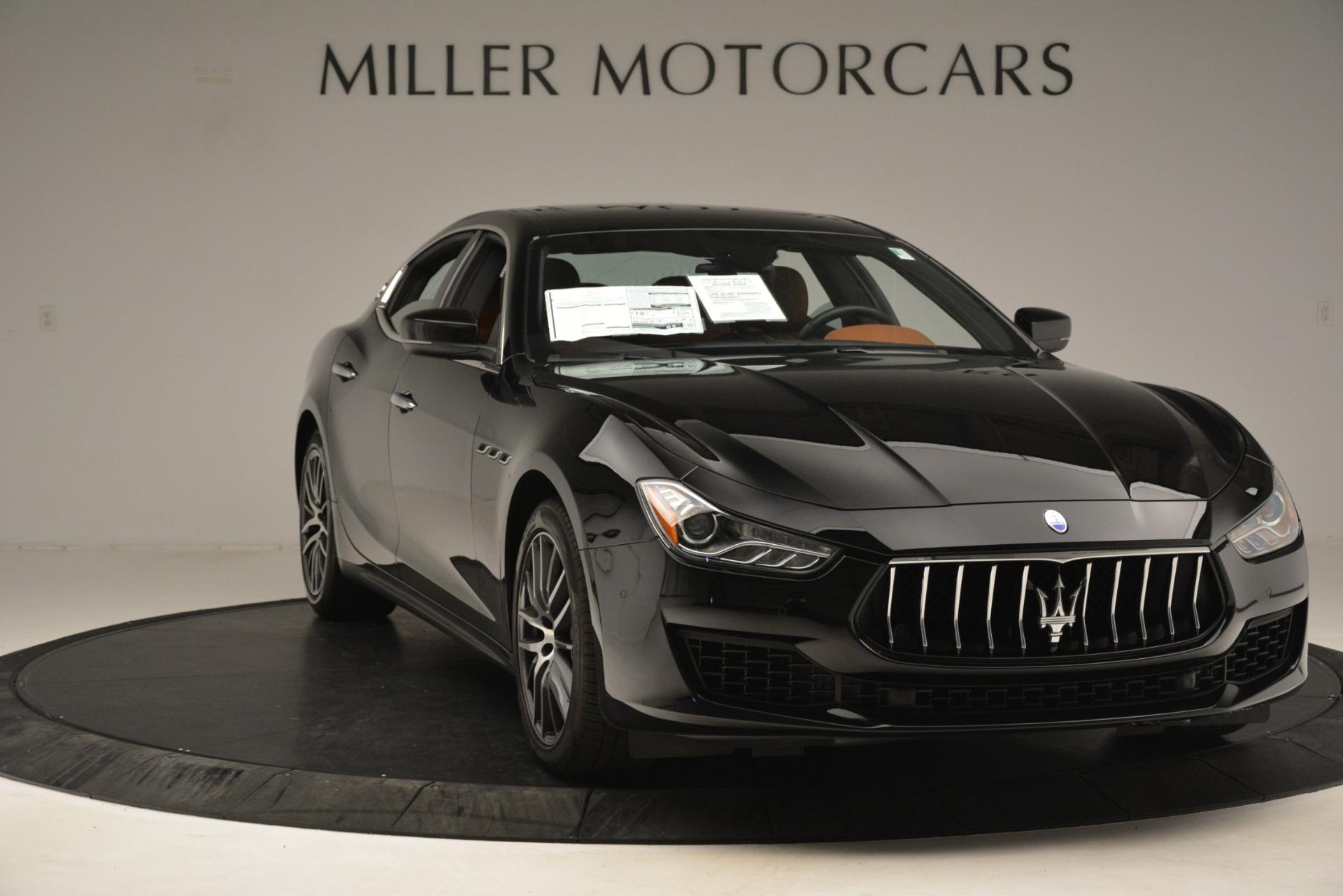 New 2019 Maserati Ghibli S Q4 For Sale In Greenwich, CT. Alfa Romeo of Greenwich, M2238 2793_p11
