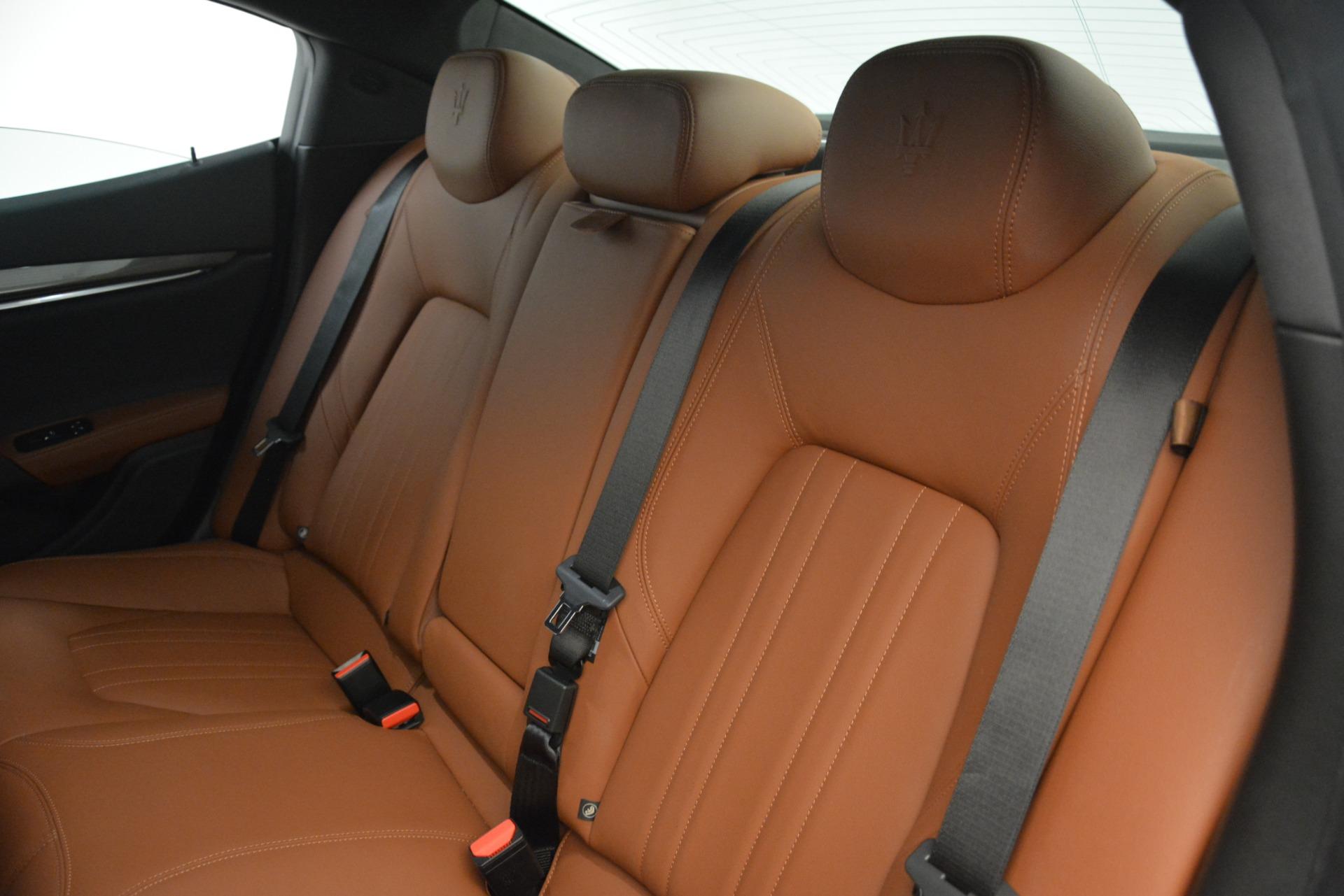 New 2019 Maserati Ghibli S Q4 For Sale In Greenwich, CT. Alfa Romeo of Greenwich, M2238 2793_p18