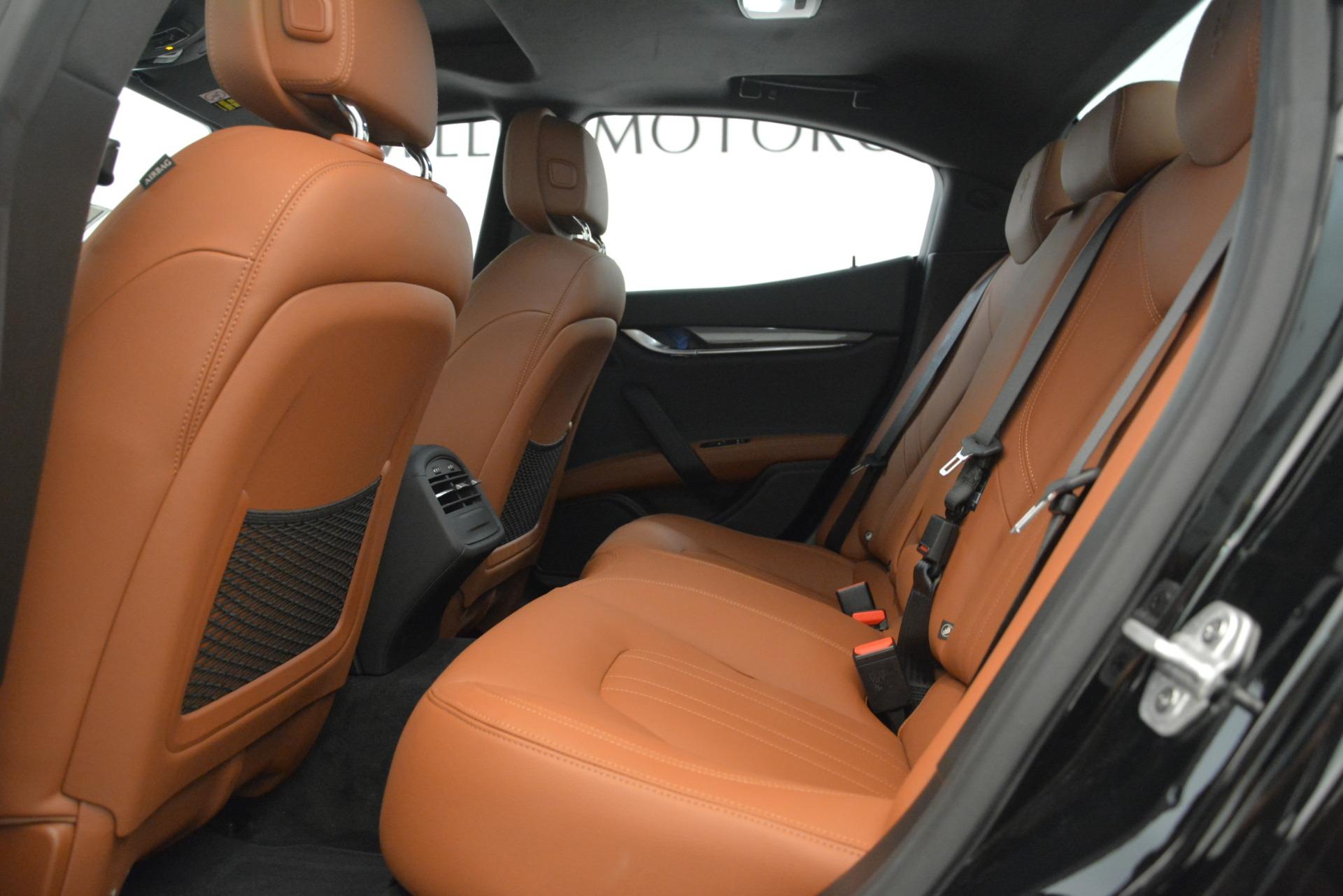 New 2019 Maserati Ghibli S Q4 For Sale In Greenwich, CT. Alfa Romeo of Greenwich, M2238 2793_p19