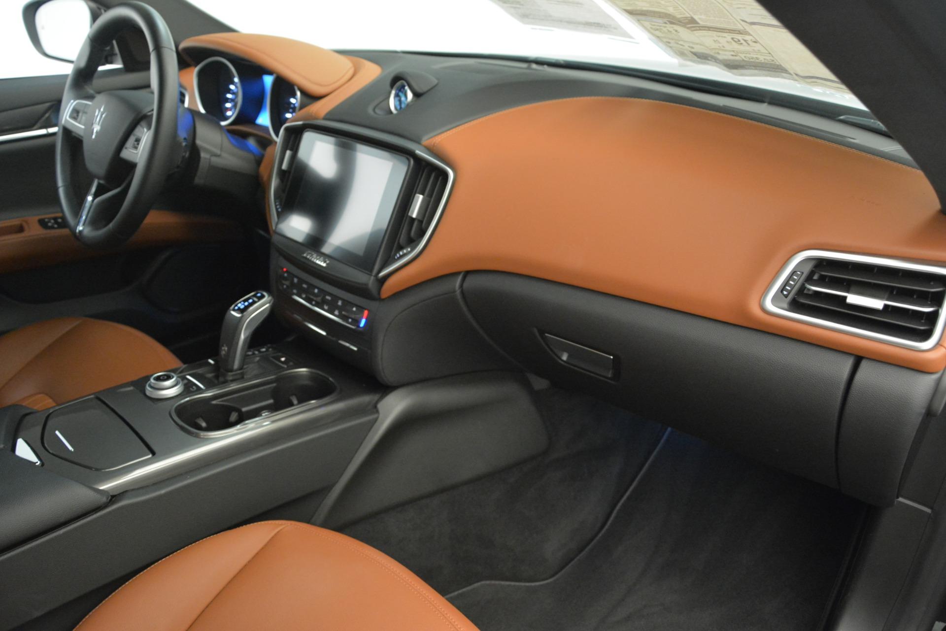 New 2019 Maserati Ghibli S Q4 For Sale In Greenwich, CT. Alfa Romeo of Greenwich, M2238 2793_p22