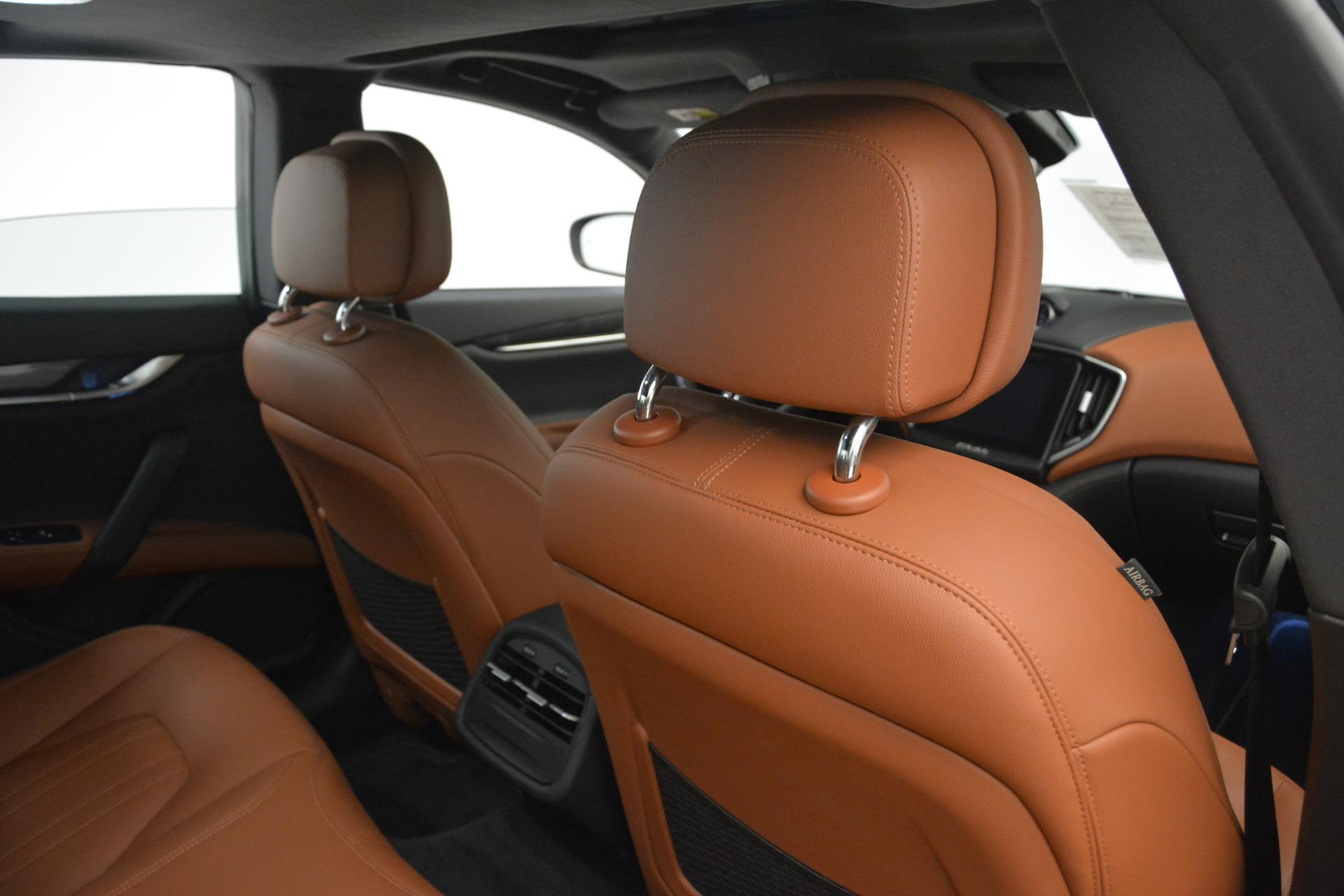 New 2019 Maserati Ghibli S Q4 For Sale In Greenwich, CT. Alfa Romeo of Greenwich, M2238 2793_p28