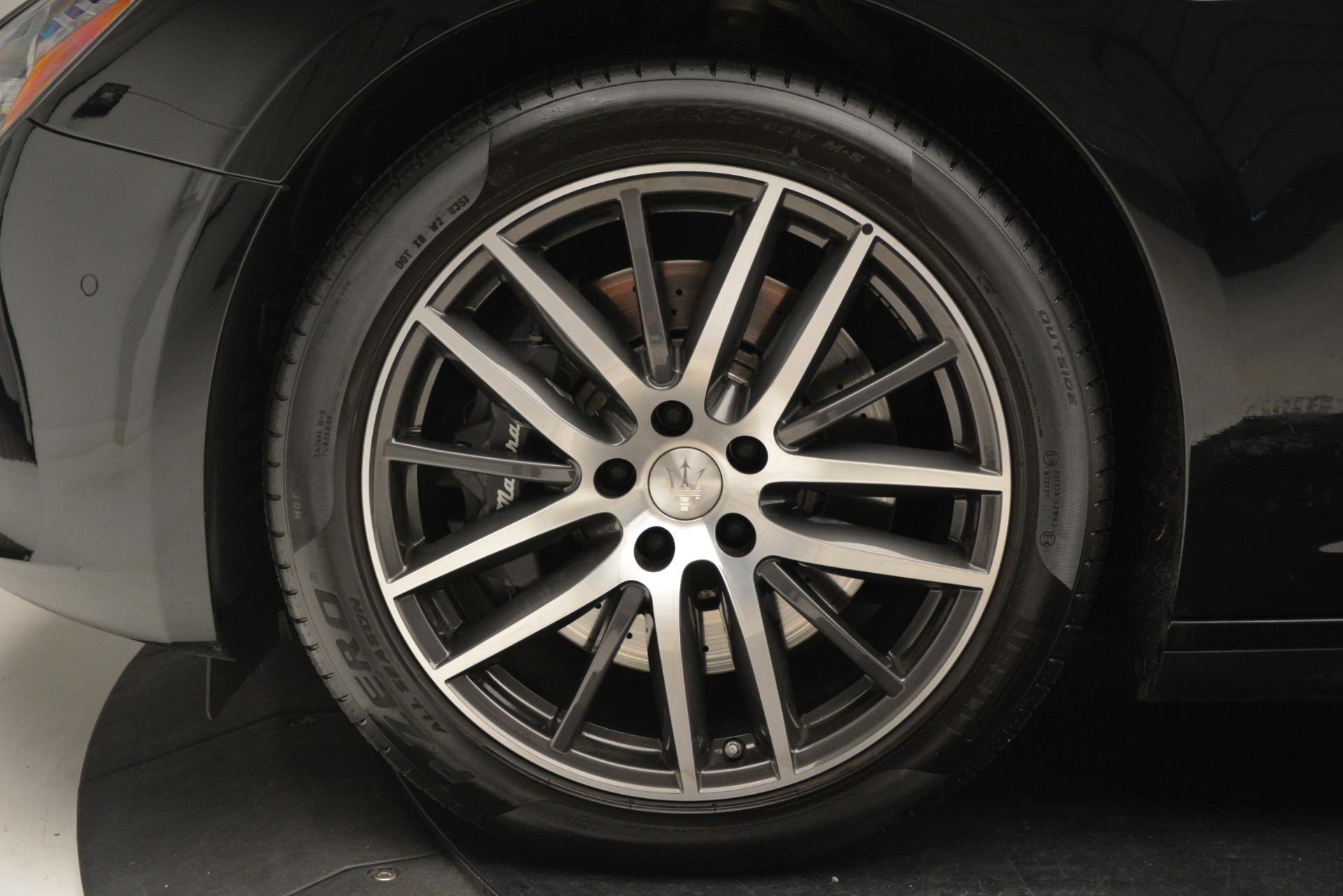 New 2019 Maserati Ghibli S Q4 For Sale In Greenwich, CT. Alfa Romeo of Greenwich, M2238 2793_p30