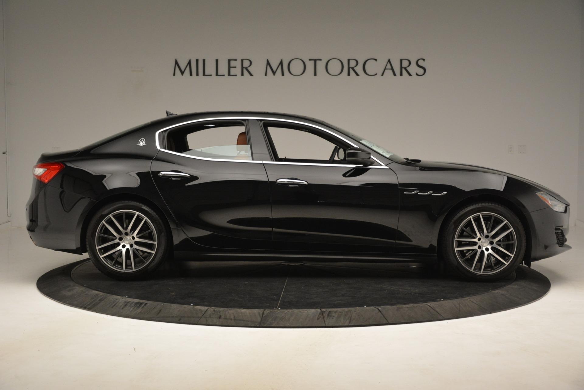 New 2019 Maserati Ghibli S Q4 For Sale In Greenwich, CT. Alfa Romeo of Greenwich, M2238 2793_p9