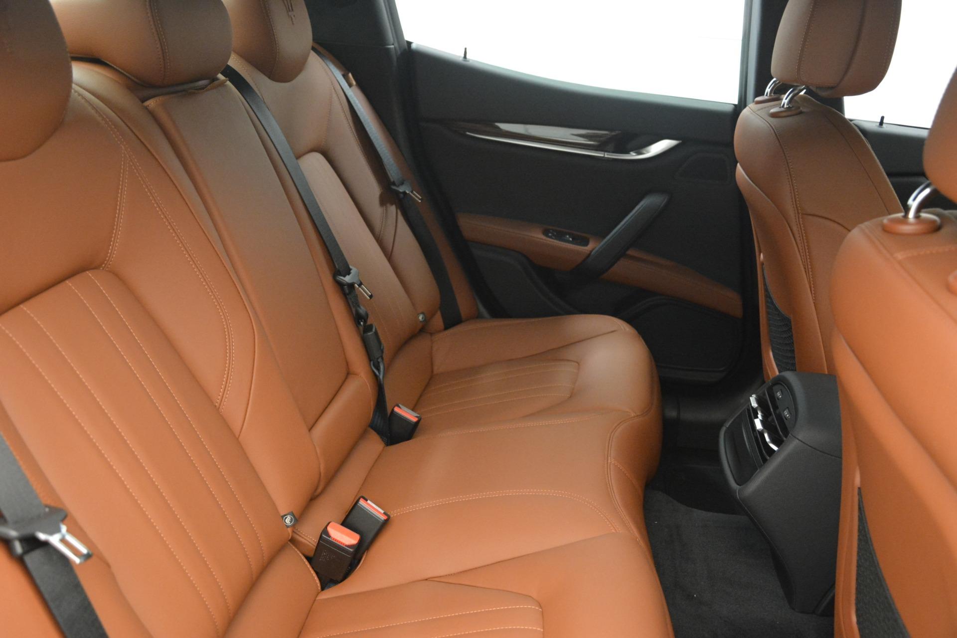New 2019 Maserati Ghibli S Q4 For Sale In Greenwich, CT. Alfa Romeo of Greenwich, M2237 2794_p25
