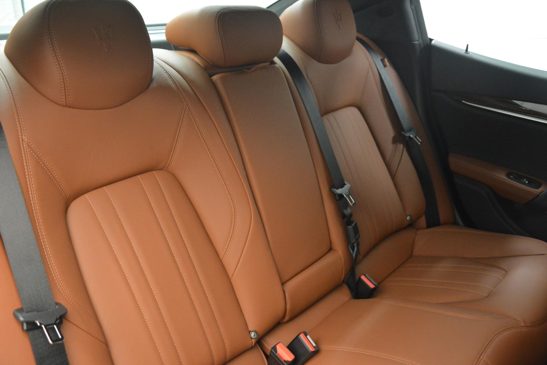 New 2019 Maserati Ghibli S Q4 For Sale In Greenwich, CT. Alfa Romeo of Greenwich, M2237 2794_p26
