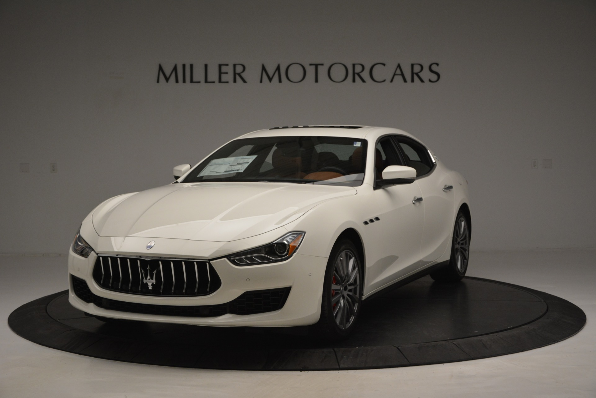 New 2019 Maserati Ghibli S Q4 For Sale In Greenwich, CT. Alfa Romeo of Greenwich, M2245