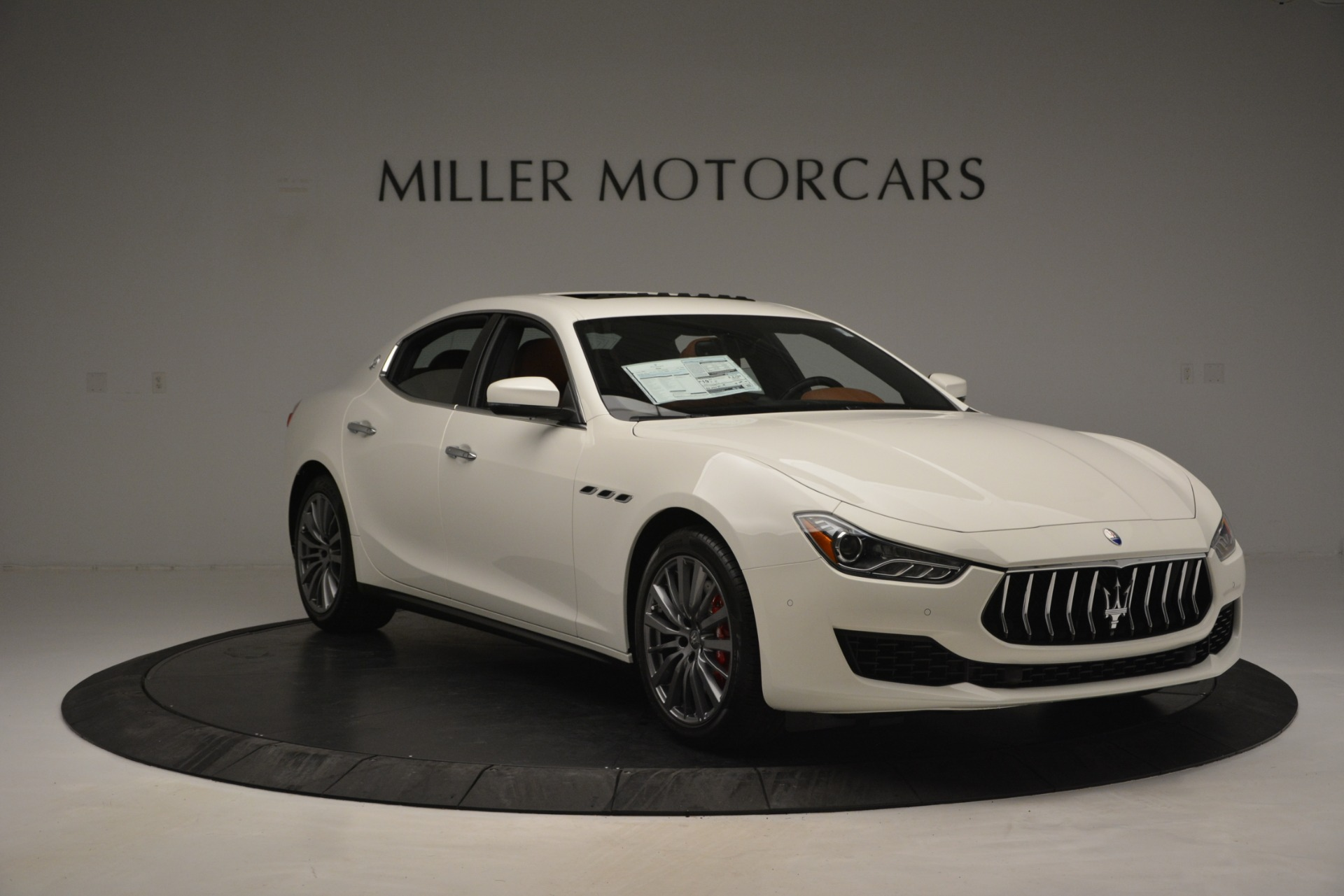 New 2019 Maserati Ghibli S Q4 For Sale In Greenwich, CT. Alfa Romeo of Greenwich, M2245 2795_p14