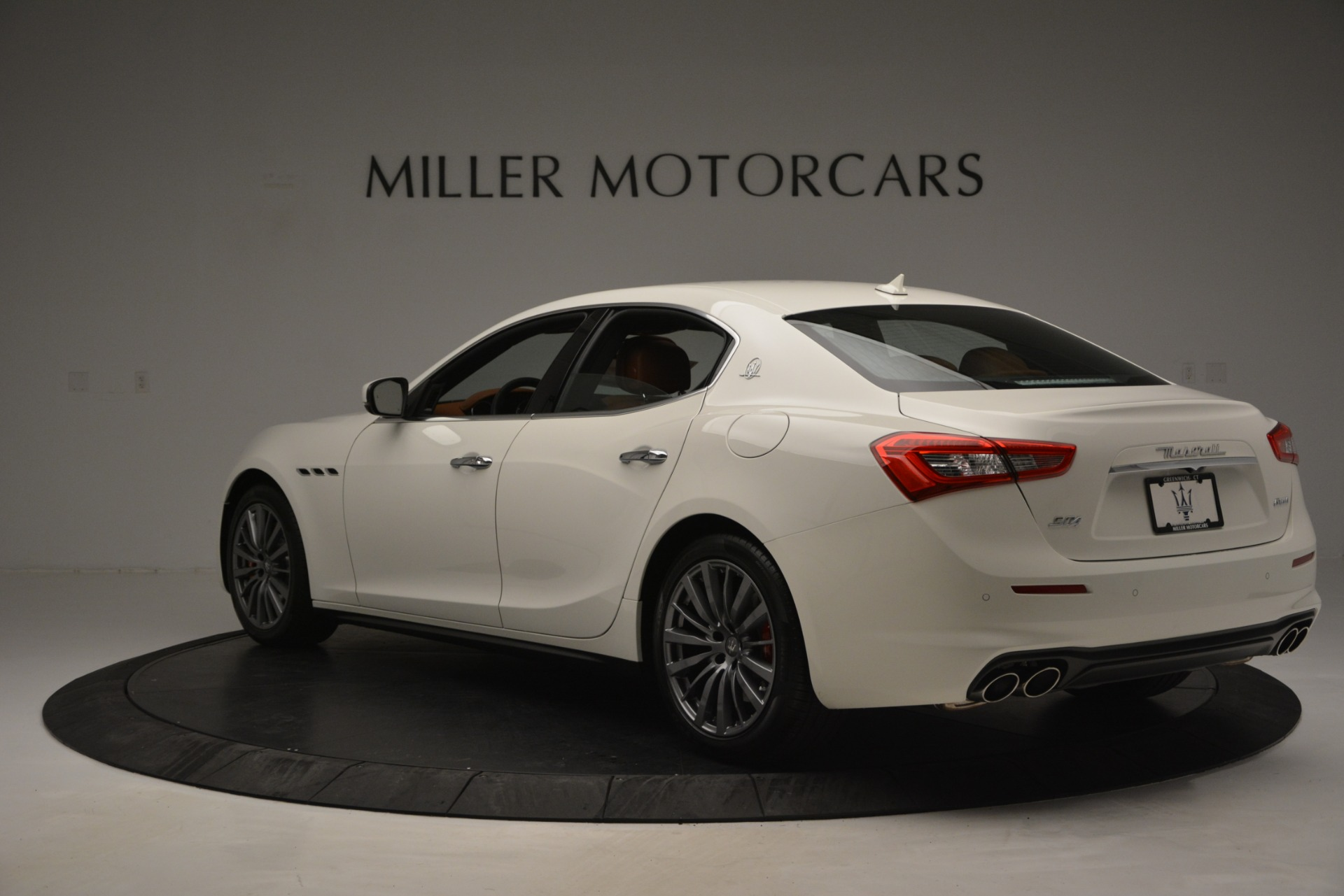 New 2019 Maserati Ghibli S Q4 For Sale In Greenwich, CT. Alfa Romeo of Greenwich, M2245 2795_p6