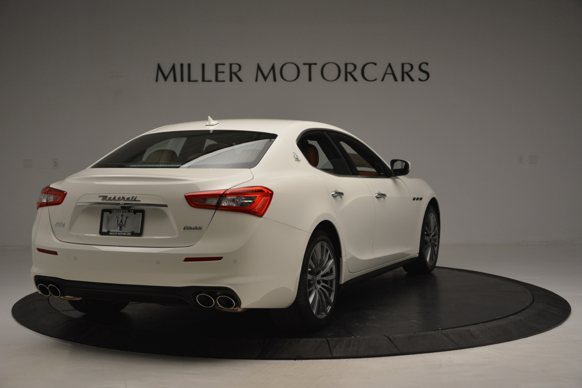 New 2019 Maserati Ghibli S Q4 For Sale In Greenwich, CT. Alfa Romeo of Greenwich, M2245 2795_p9