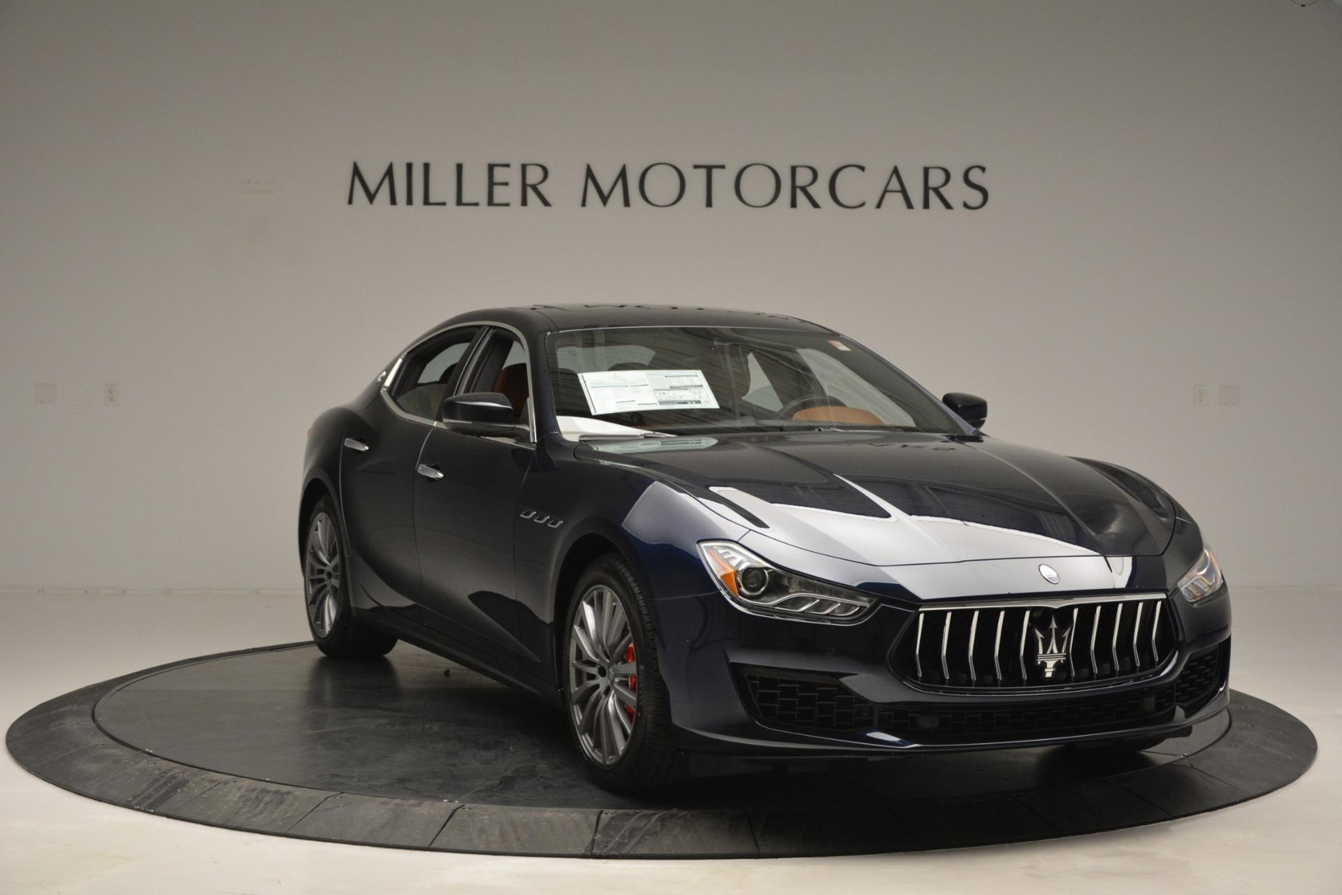 New 2019 Maserati Ghibli S Q4 For Sale In Greenwich, CT. Alfa Romeo of Greenwich, M2243 2796_p11