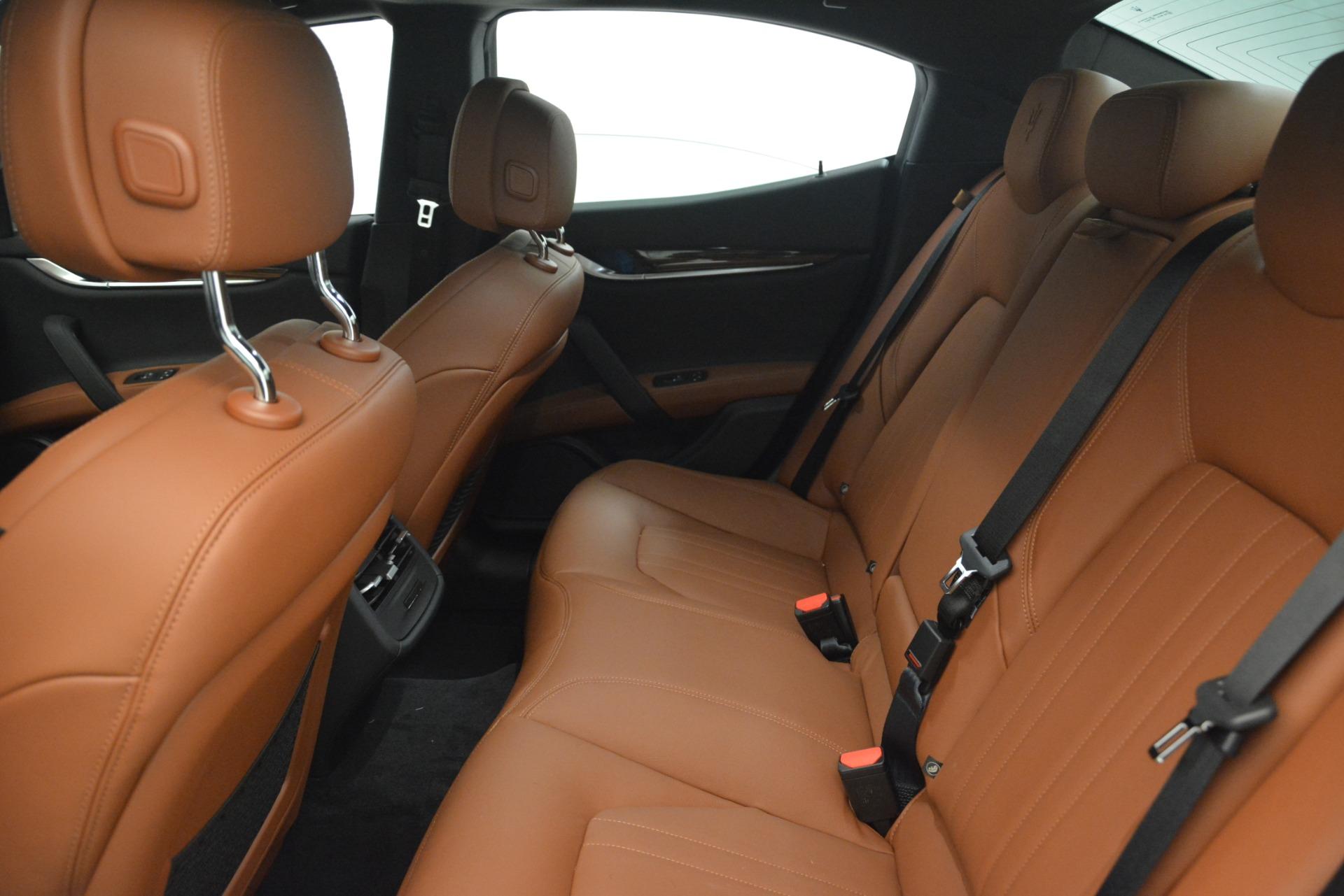 New 2019 Maserati Ghibli S Q4 For Sale In Greenwich, CT. Alfa Romeo of Greenwich, M2243 2796_p18