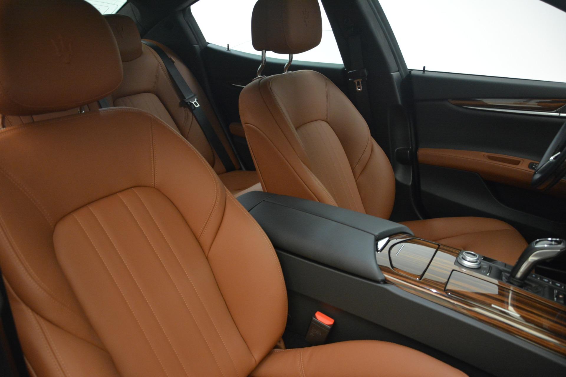 New 2019 Maserati Ghibli S Q4 For Sale In Greenwich, CT. Alfa Romeo of Greenwich, M2243 2796_p22