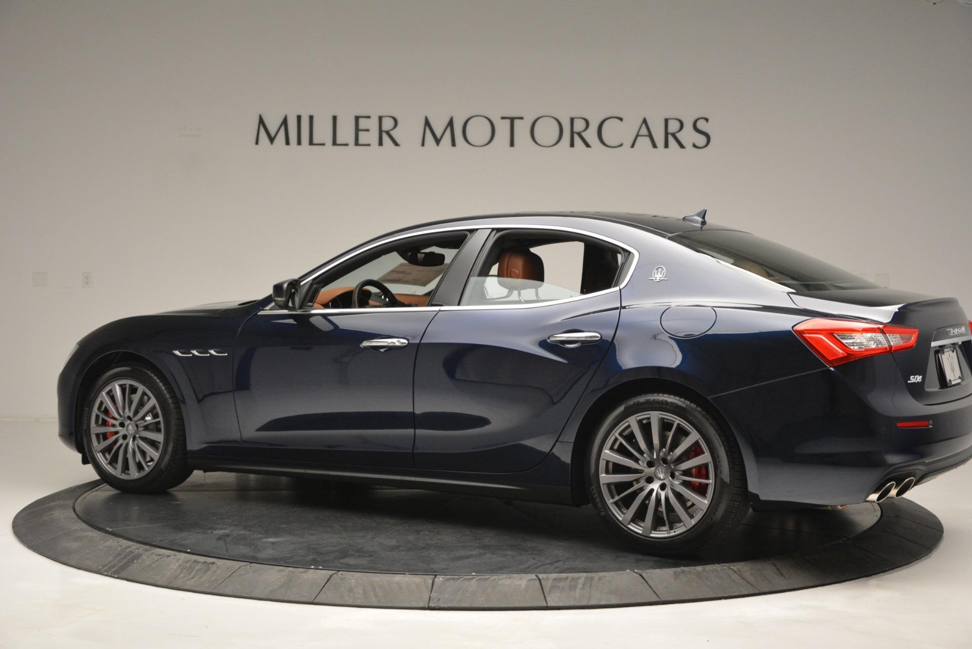 New 2019 Maserati Ghibli S Q4 For Sale In Greenwich, CT. Alfa Romeo of Greenwich, M2243 2796_p4