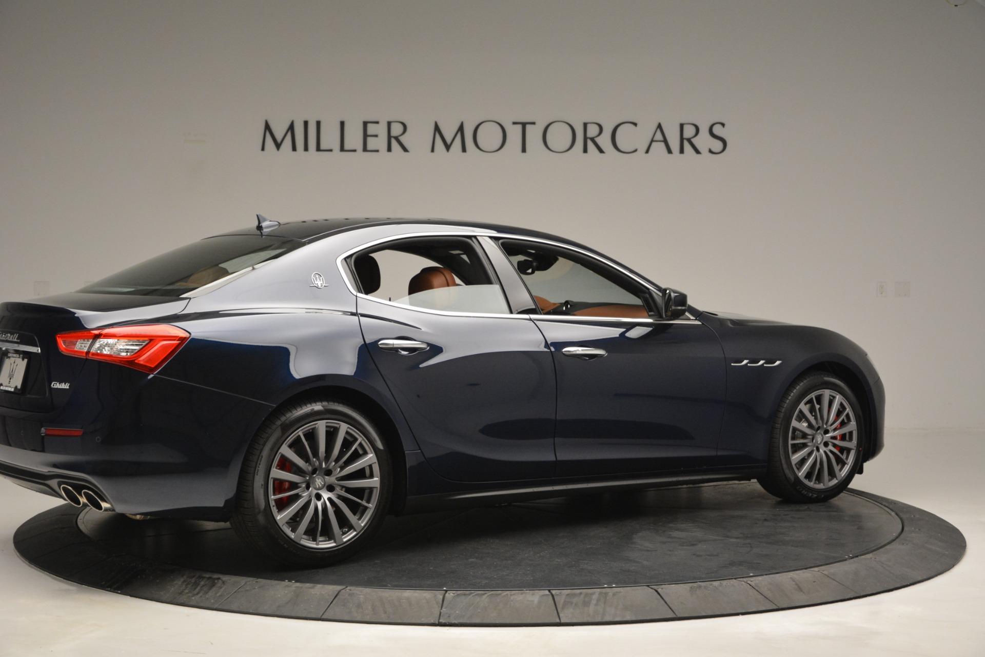 New 2019 Maserati Ghibli S Q4 For Sale In Greenwich, CT. Alfa Romeo of Greenwich, M2243 2796_p8