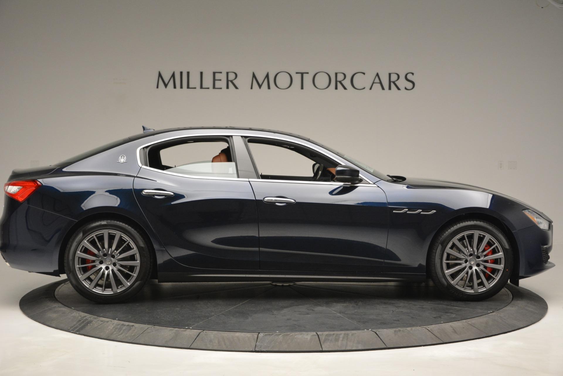 New 2019 Maserati Ghibli S Q4 For Sale In Greenwich, CT. Alfa Romeo of Greenwich, M2243 2796_p9
