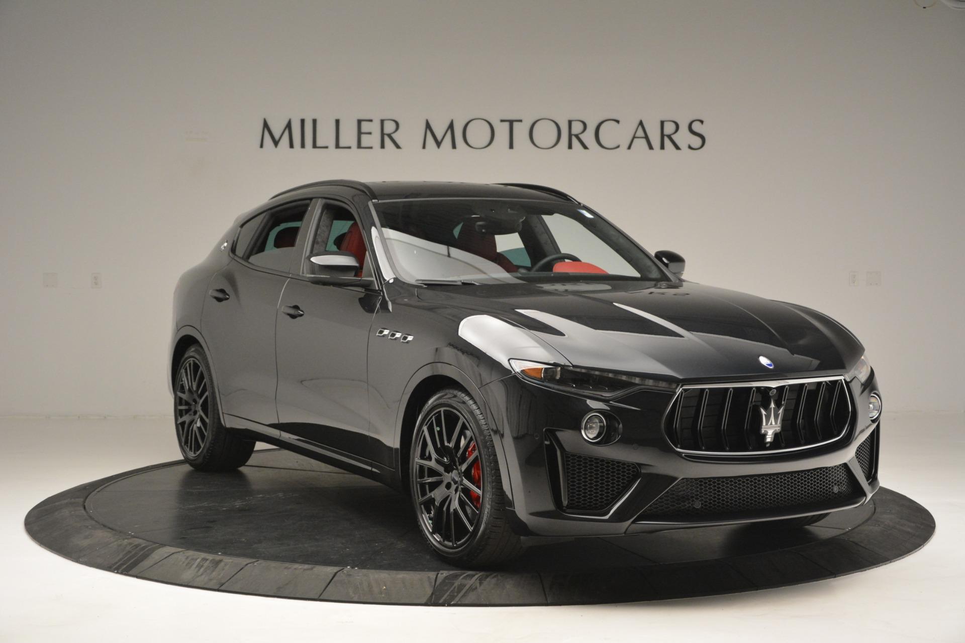 New 2019 Maserati Levante GTS For Sale In Greenwich, CT. Alfa Romeo of Greenwich, W658 2797_p11