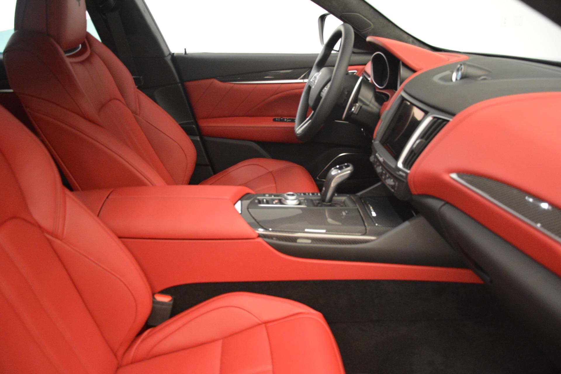 New 2019 Maserati Levante GTS For Sale In Greenwich, CT. Alfa Romeo of Greenwich, W658 2797_p15