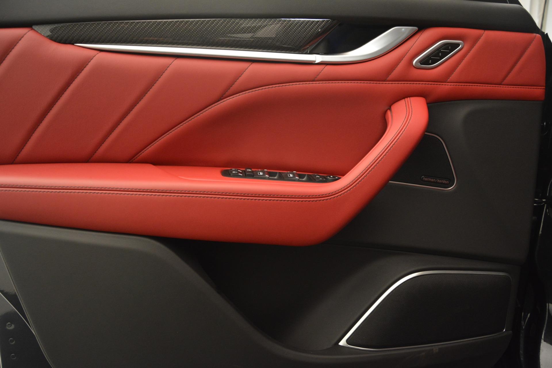 New 2019 Maserati Levante GTS For Sale In Greenwich, CT. Alfa Romeo of Greenwich, W658 2797_p19