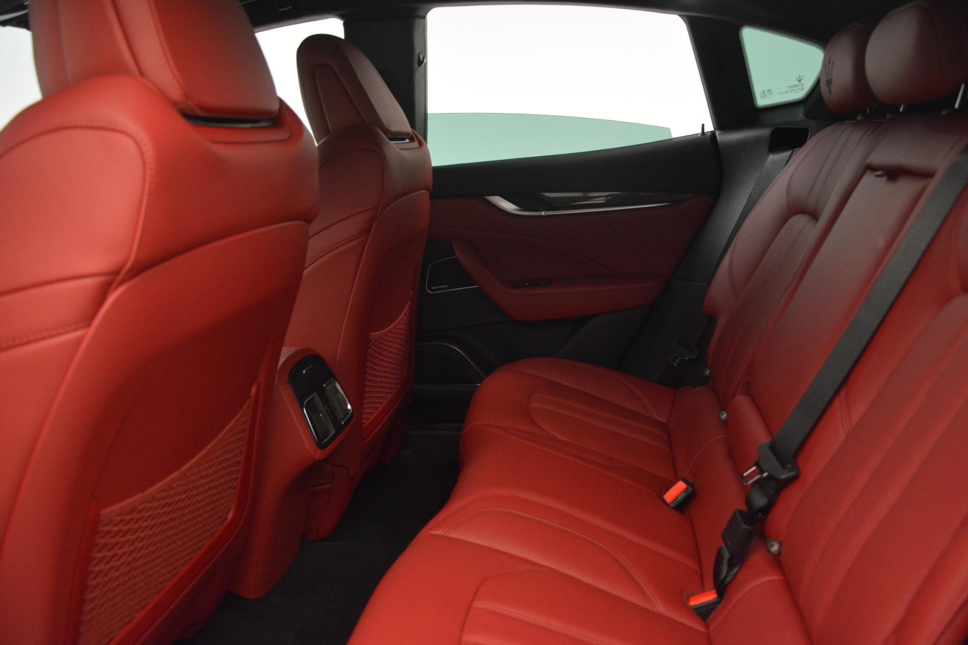 New 2019 Maserati Levante GTS For Sale In Greenwich, CT. Alfa Romeo of Greenwich, W658 2797_p21