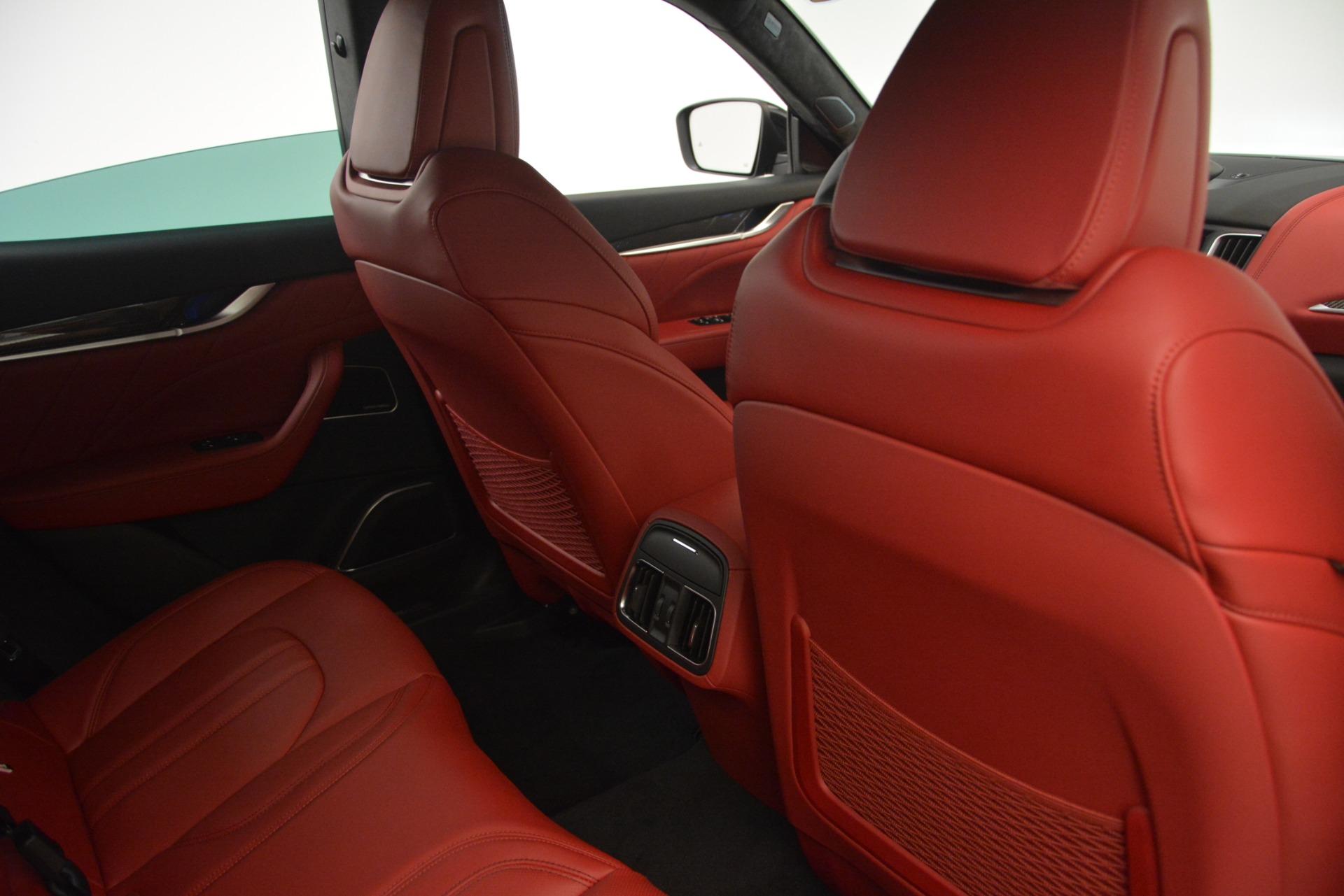 New 2019 Maserati Levante GTS For Sale In Greenwich, CT. Alfa Romeo of Greenwich, W658 2797_p23