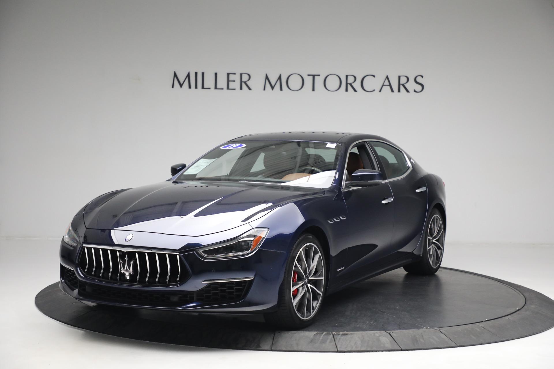New 2019 Maserati Ghibli S Q4 GranLusso For Sale In Greenwich, CT. Alfa Romeo of Greenwich, M2244 2798_main