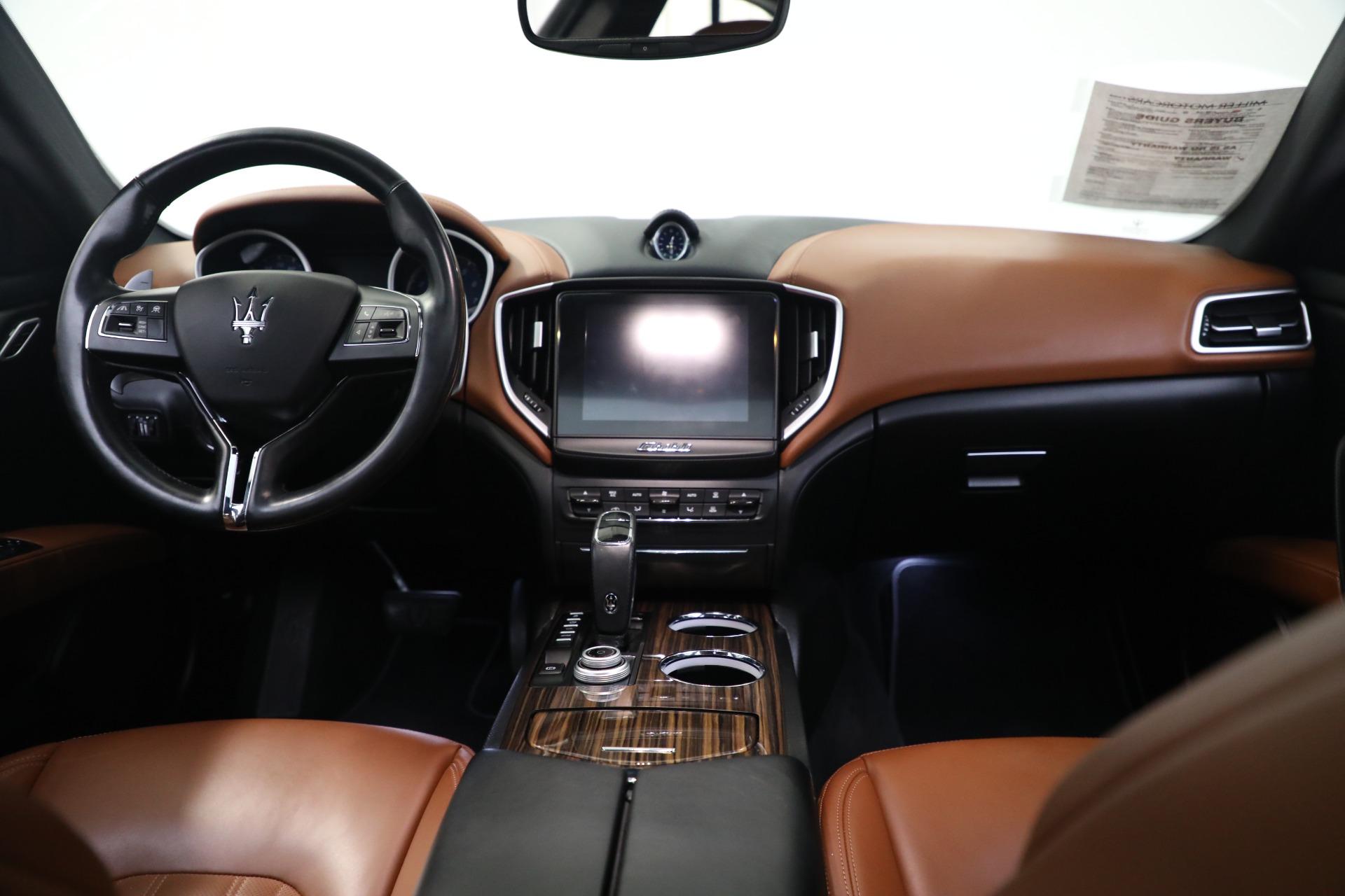 New 2019 Maserati Ghibli S Q4 GranLusso For Sale In Greenwich, CT. Alfa Romeo of Greenwich, M2244 2798_p15