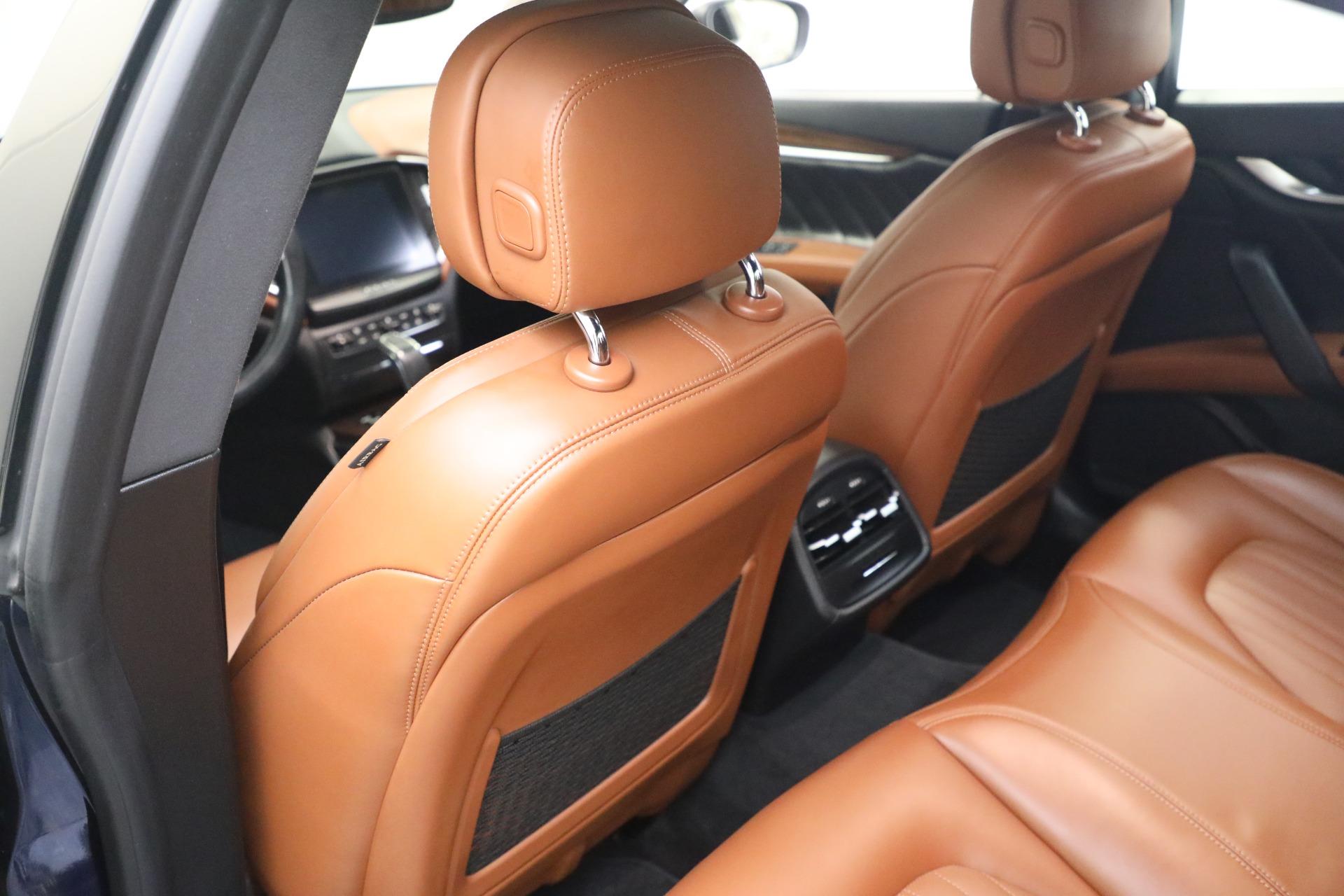 New 2019 Maserati Ghibli S Q4 GranLusso For Sale In Greenwich, CT. Alfa Romeo of Greenwich, M2244 2798_p17