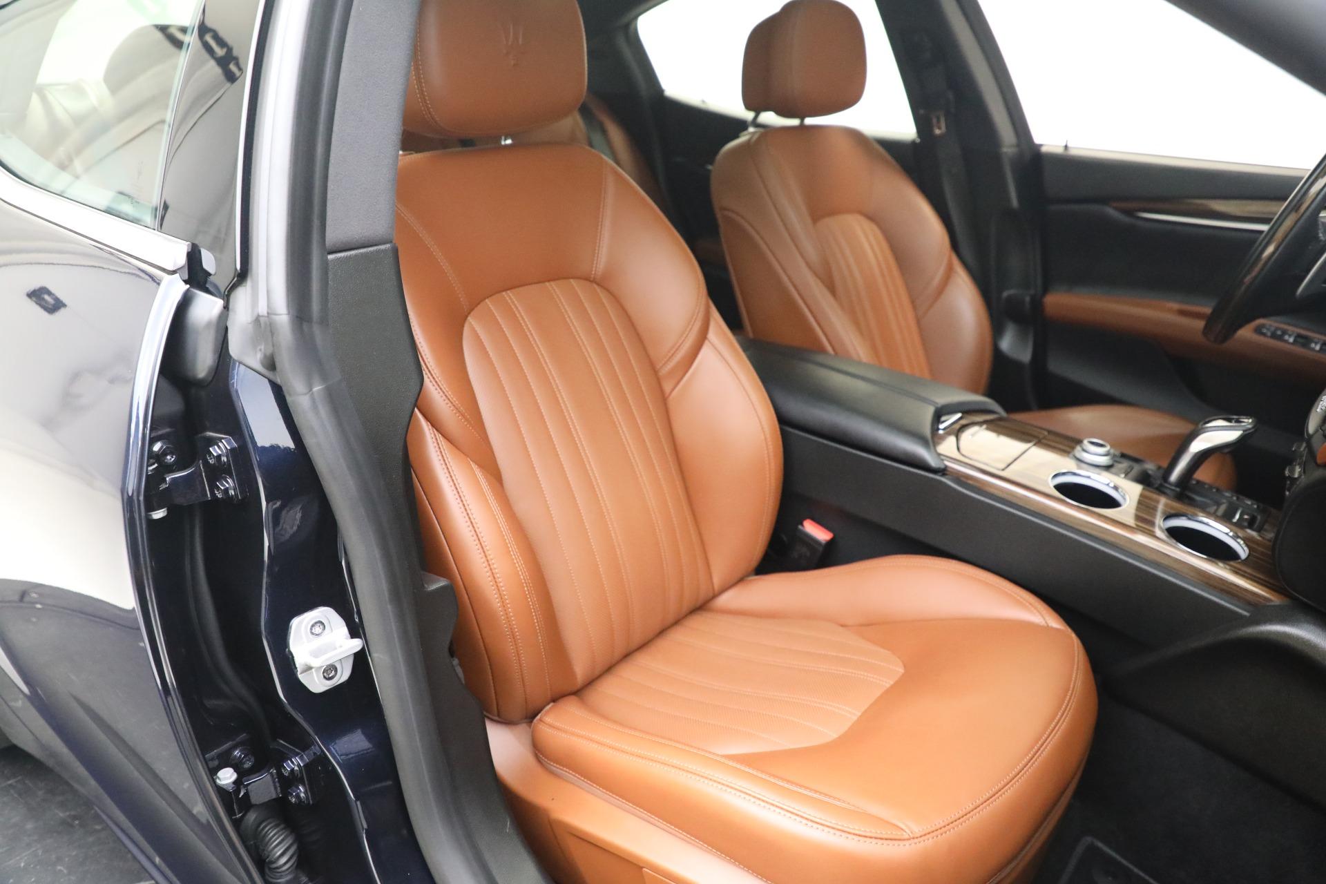 New 2019 Maserati Ghibli S Q4 GranLusso For Sale In Greenwich, CT. Alfa Romeo of Greenwich, M2244 2798_p20