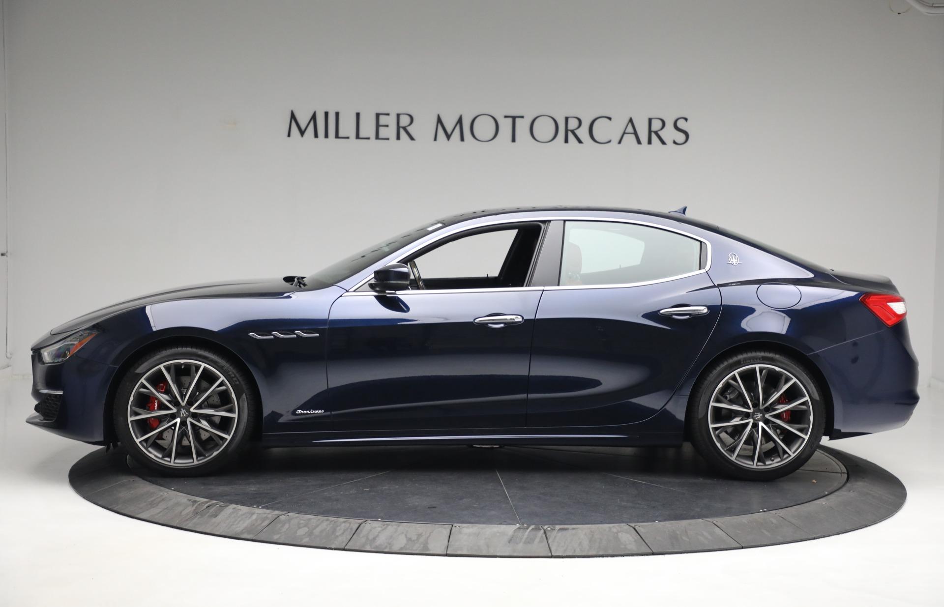 New 2019 Maserati Ghibli S Q4 GranLusso For Sale In Greenwich, CT. Alfa Romeo of Greenwich, M2244 2798_p3