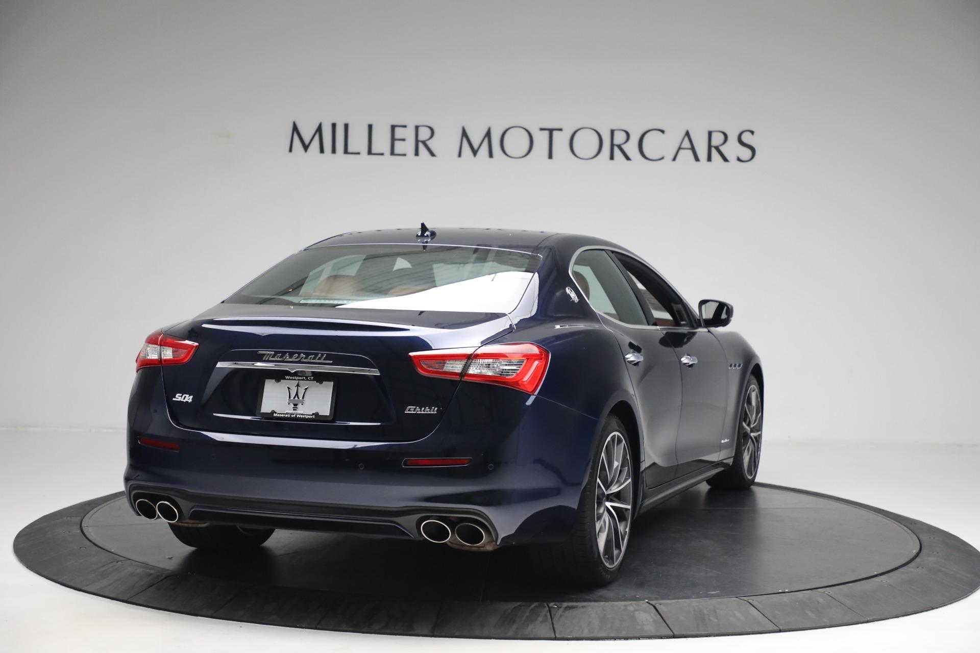 New 2019 Maserati Ghibli S Q4 GranLusso For Sale In Greenwich, CT. Alfa Romeo of Greenwich, M2244 2798_p7
