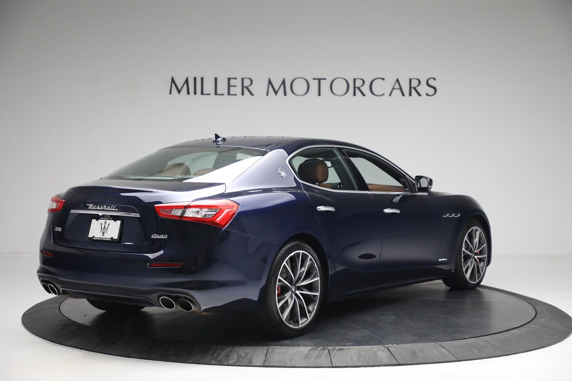 New 2019 Maserati Ghibli S Q4 GranLusso For Sale In Greenwich, CT. Alfa Romeo of Greenwich, M2244 2798_p8