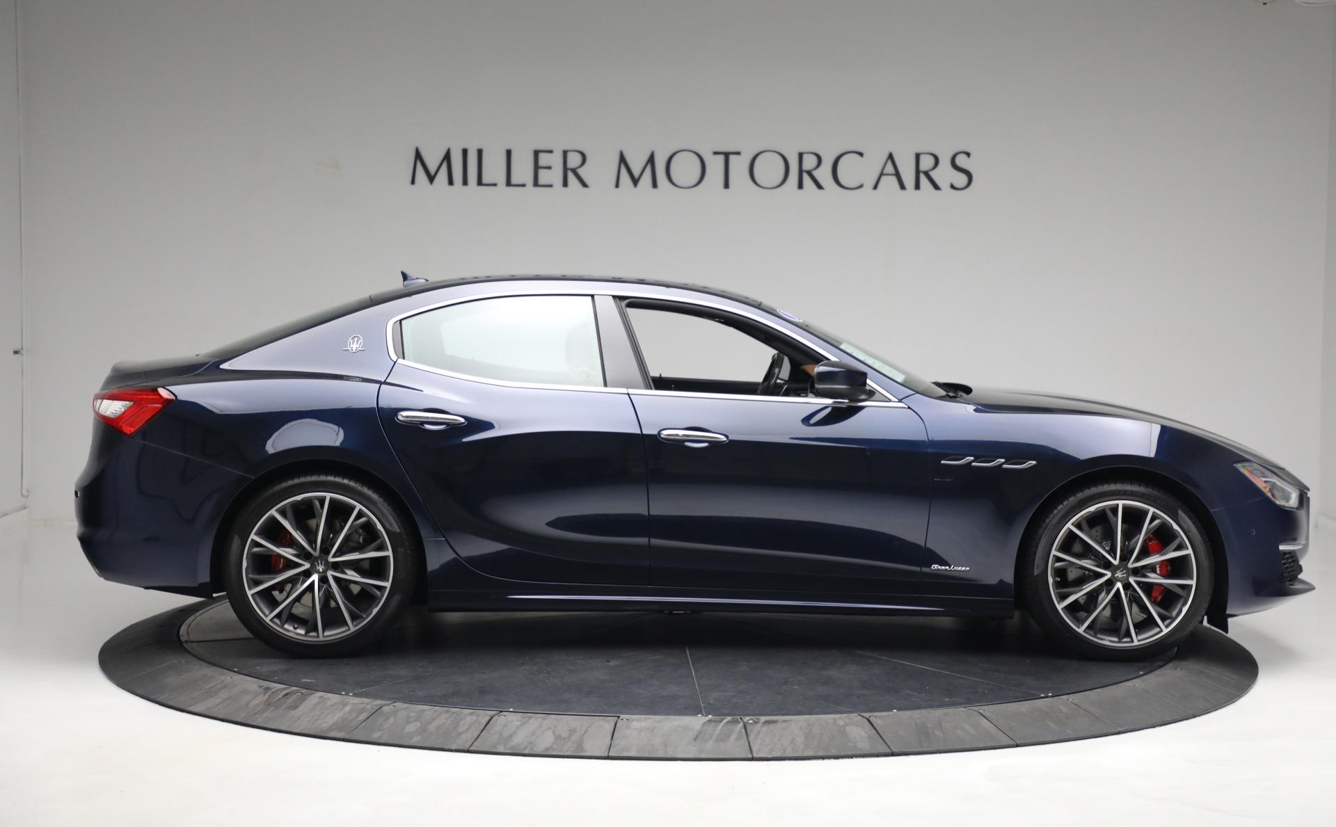 New 2019 Maserati Ghibli S Q4 GranLusso For Sale In Greenwich, CT. Alfa Romeo of Greenwich, M2244 2798_p9
