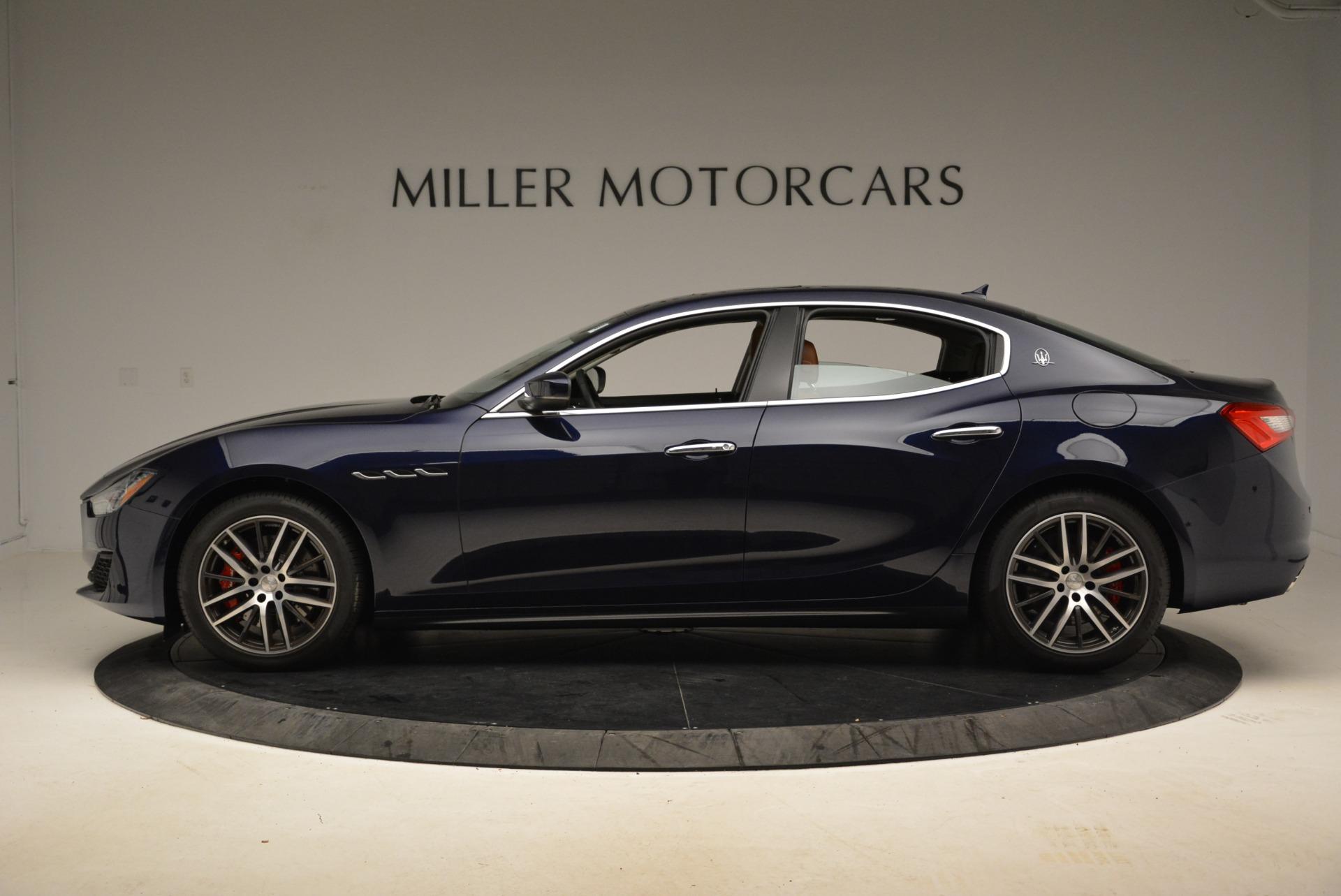 New 2019 Maserati Ghibli S Q4 For Sale In Greenwich, CT. Alfa Romeo of Greenwich, M2235 2801_p3