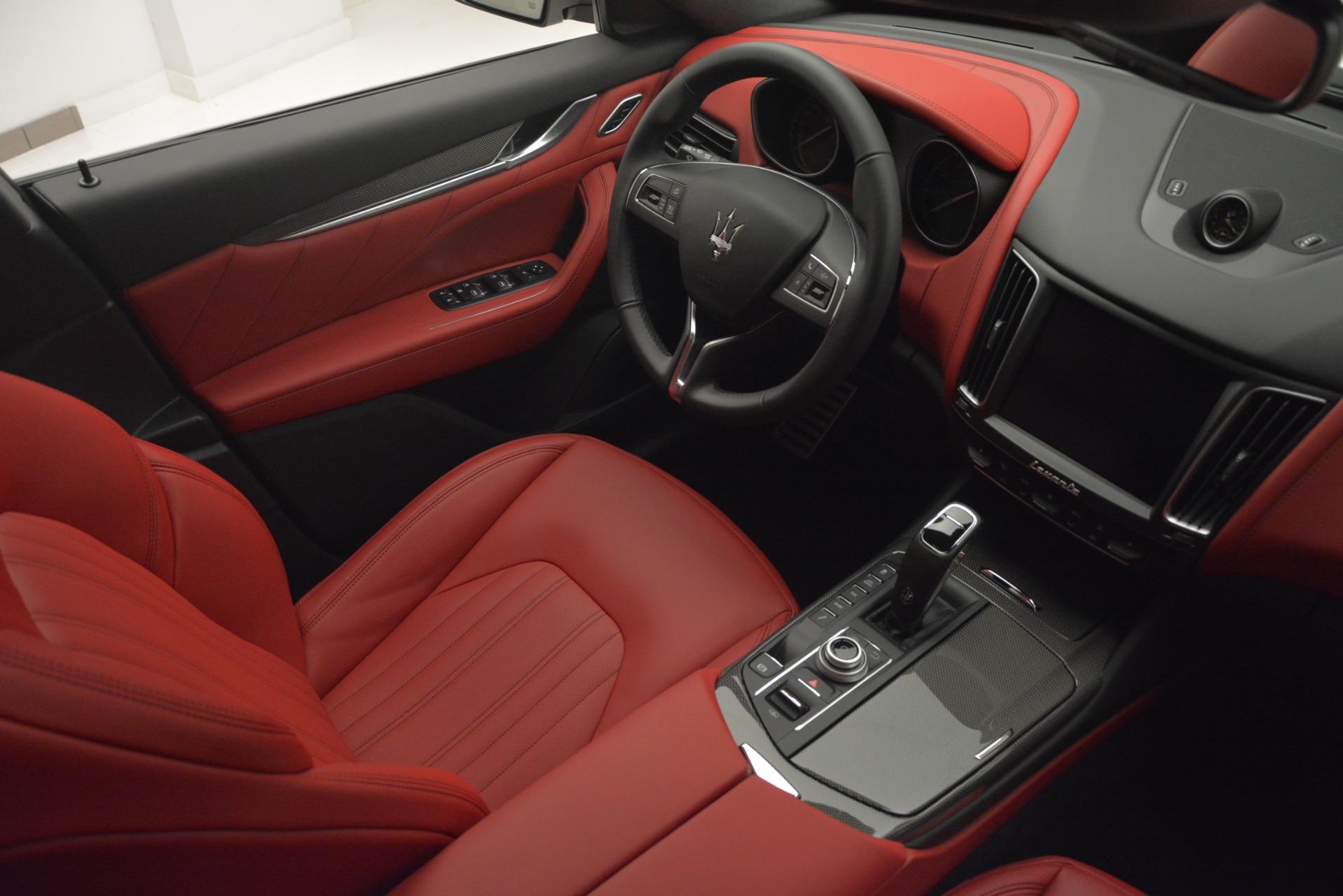 New 2019 Maserati Levante Q4 For Sale In Greenwich, CT. Alfa Romeo of Greenwich, M2234 2802_p15