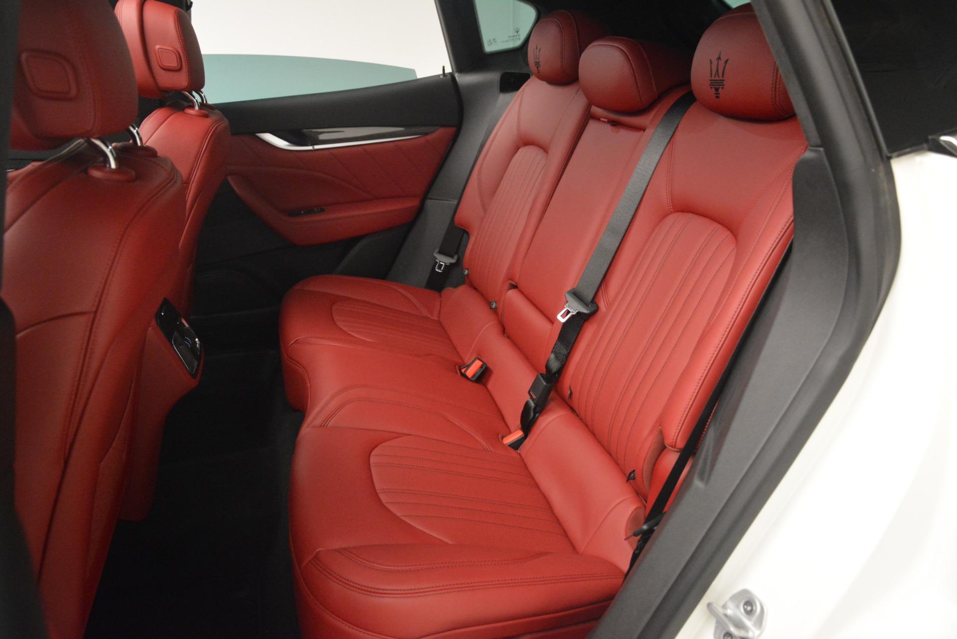 New 2019 Maserati Levante Q4 For Sale In Greenwich, CT. Alfa Romeo of Greenwich, M2234 2802_p17