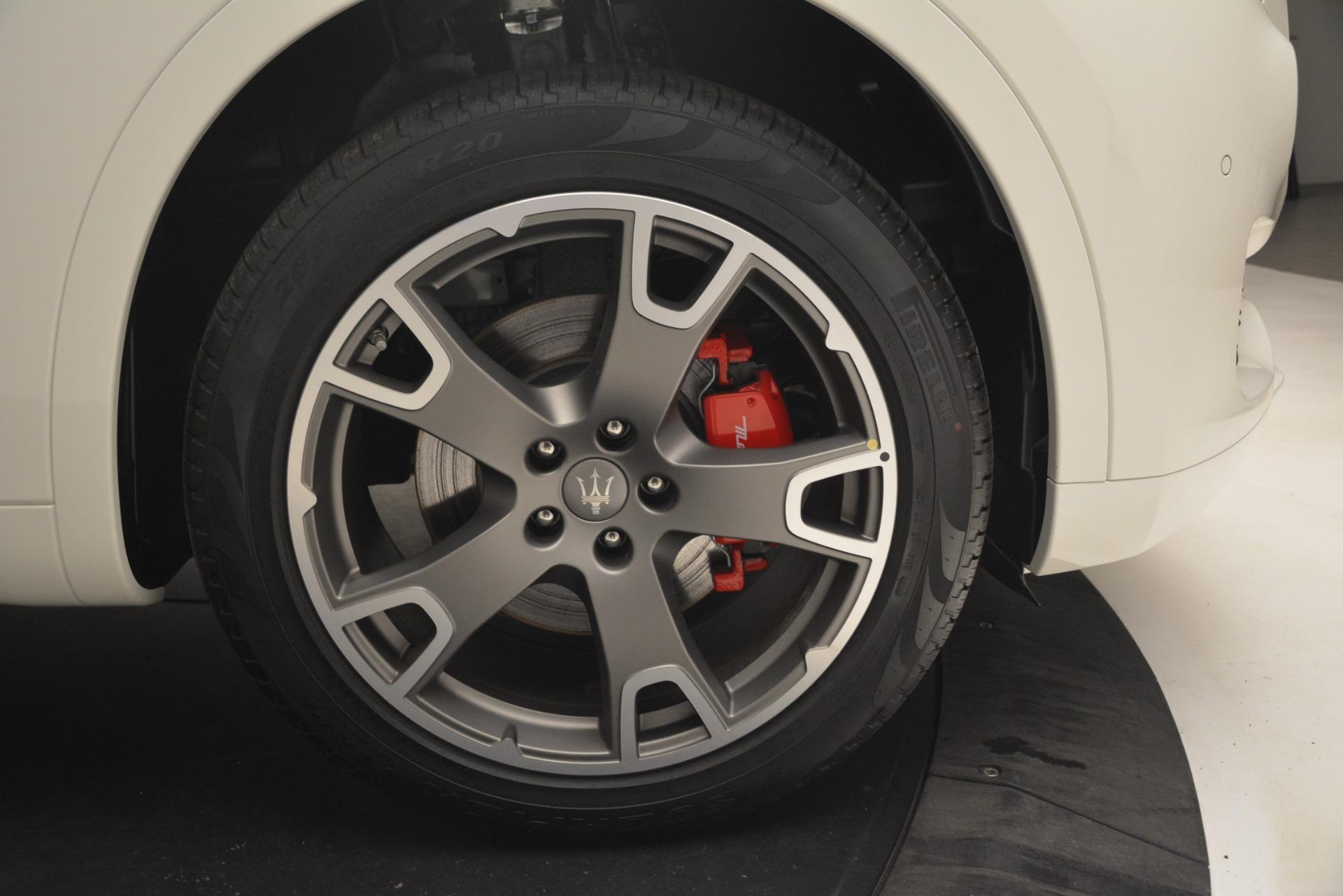 New 2019 Maserati Levante Q4 For Sale In Greenwich, CT. Alfa Romeo of Greenwich, M2234 2802_p20