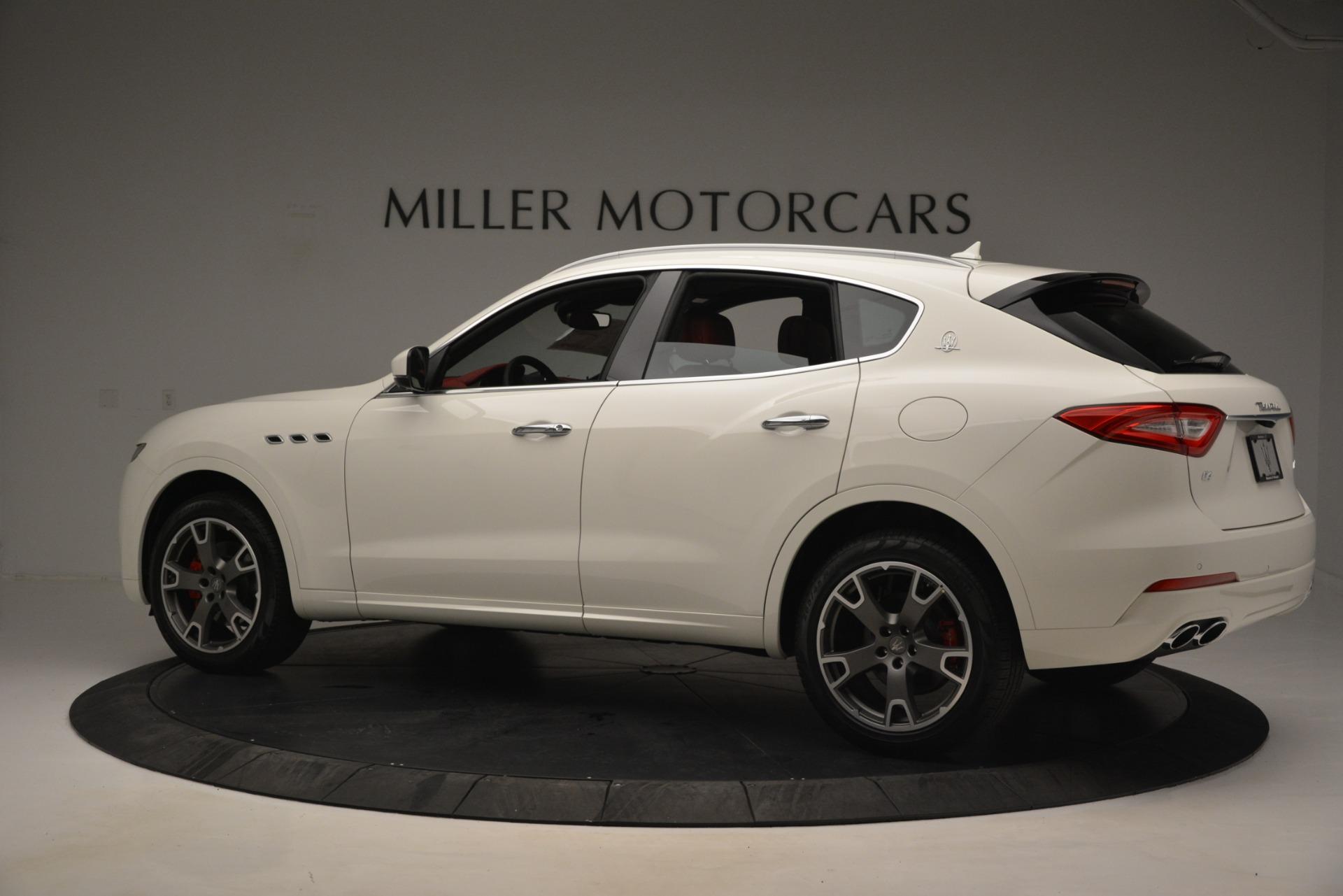 New 2019 Maserati Levante Q4 For Sale In Greenwich, CT. Alfa Romeo of Greenwich, M2234 2802_p4