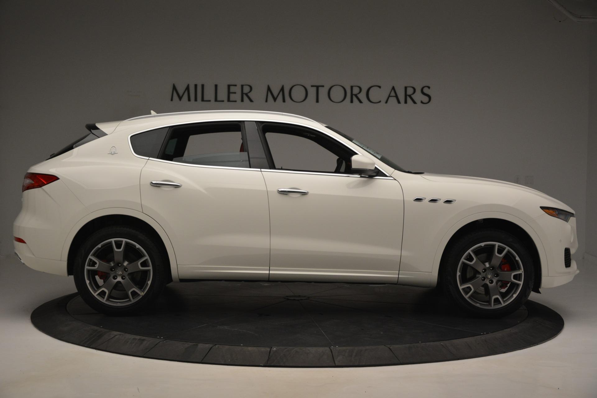 New 2019 Maserati Levante Q4 For Sale In Greenwich, CT. Alfa Romeo of Greenwich, M2234 2802_p9