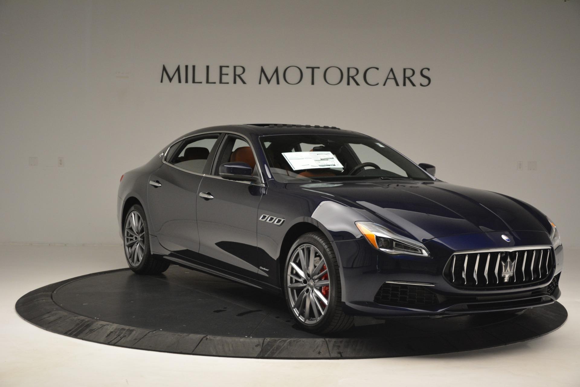 New 2019 Maserati Quattroporte S Q4 GranLusso For Sale In Greenwich, CT. Alfa Romeo of Greenwich, M2231 2803_p12