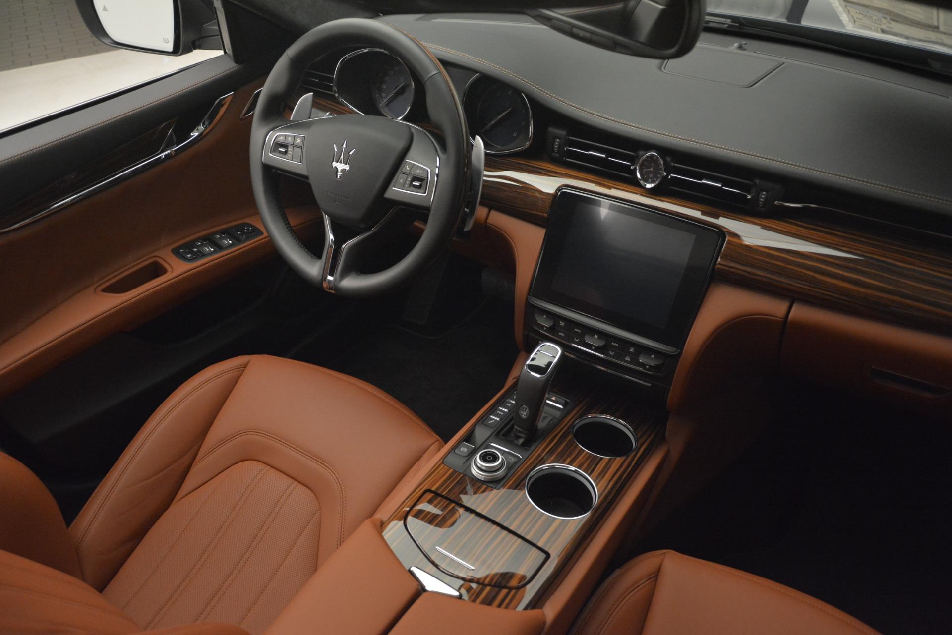 New 2019 Maserati Quattroporte S Q4 GranLusso For Sale In Greenwich, CT. Alfa Romeo of Greenwich, M2231 2803_p16