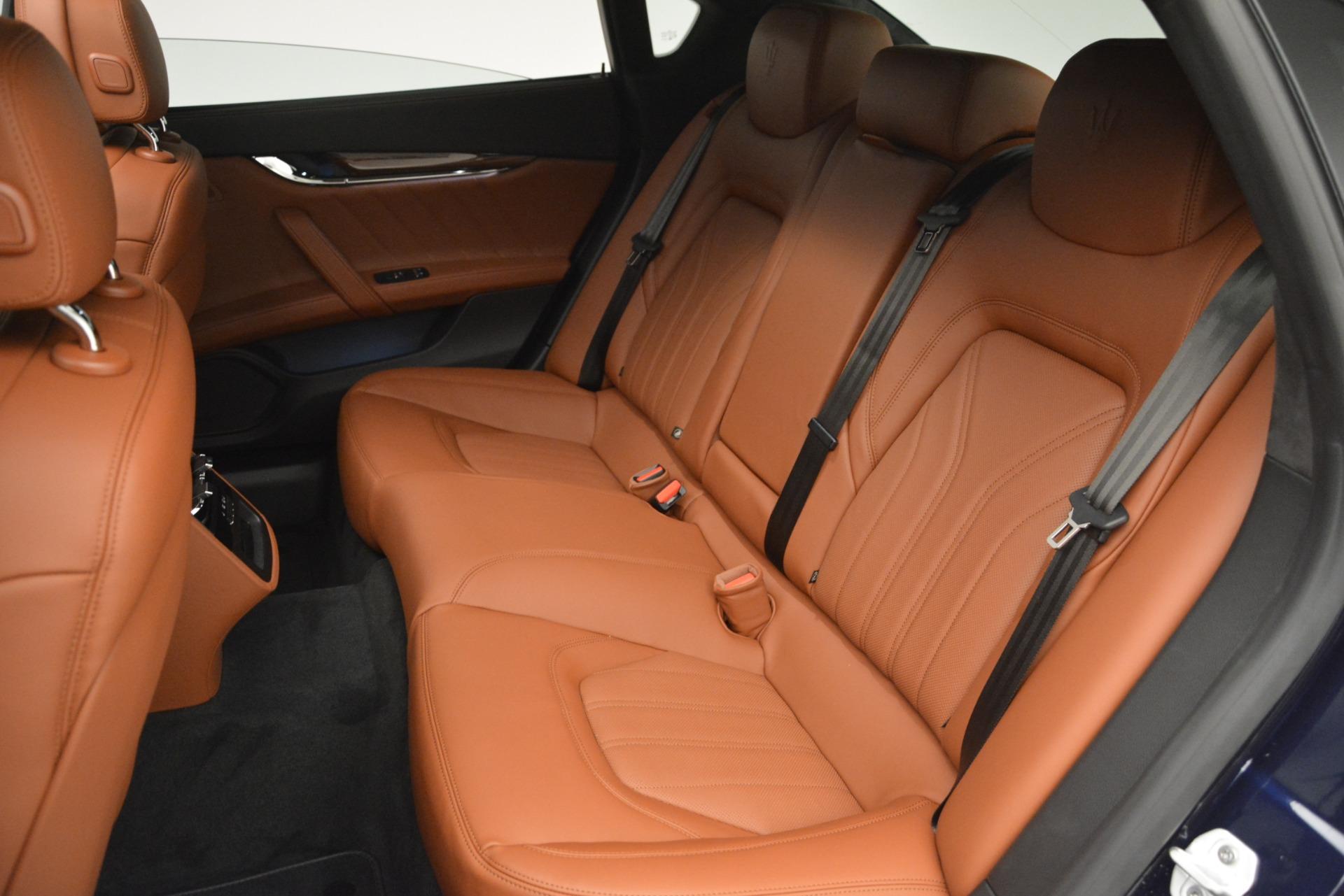 New 2019 Maserati Quattroporte S Q4 GranLusso For Sale In Greenwich, CT. Alfa Romeo of Greenwich, M2231 2803_p18