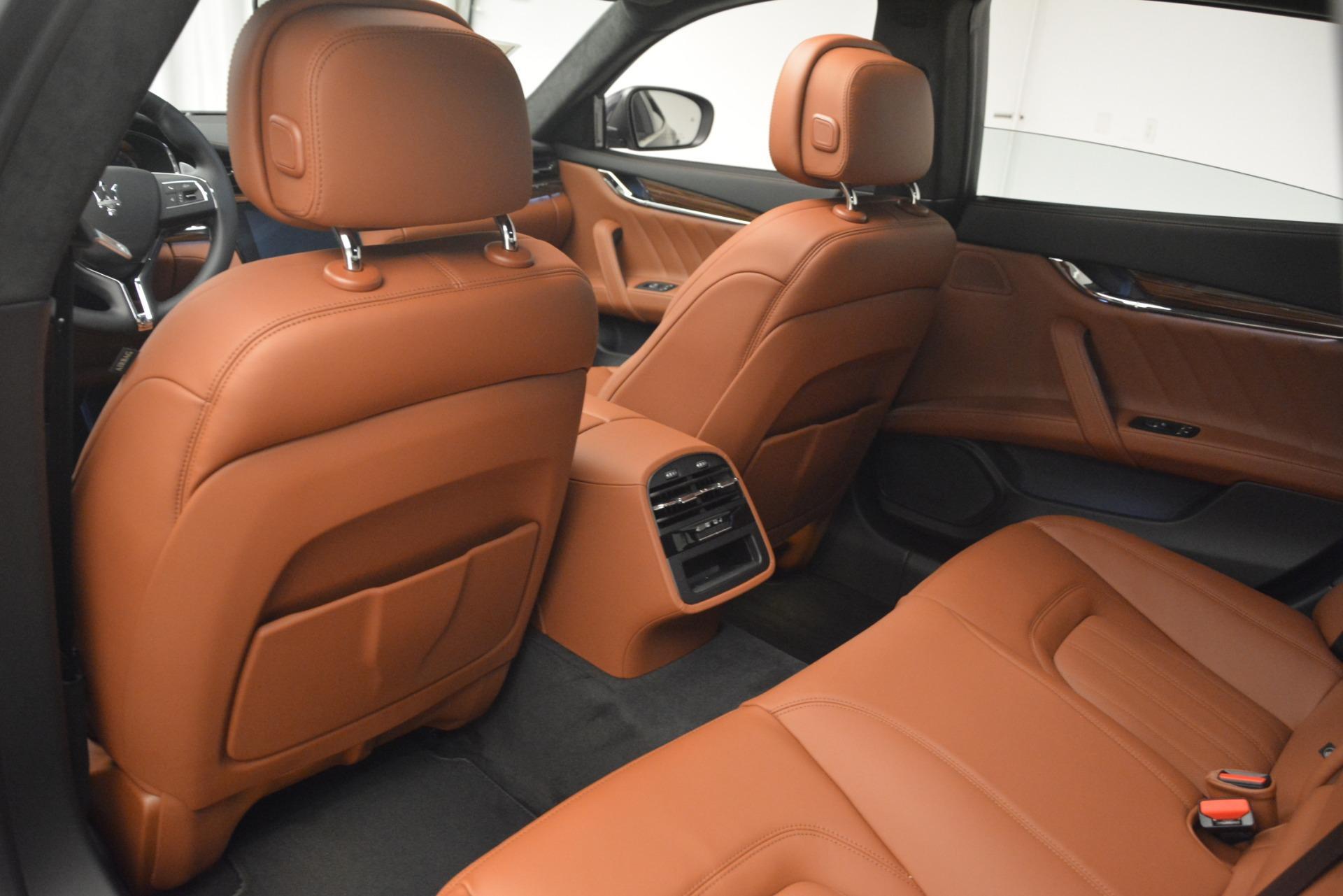 New 2019 Maserati Quattroporte S Q4 GranLusso For Sale In Greenwich, CT. Alfa Romeo of Greenwich, M2231 2803_p19